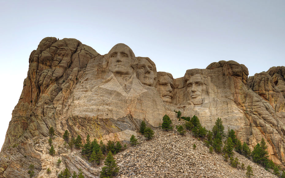 Google Maps is a Little Confused on Where Mount Rushmore Actually Is