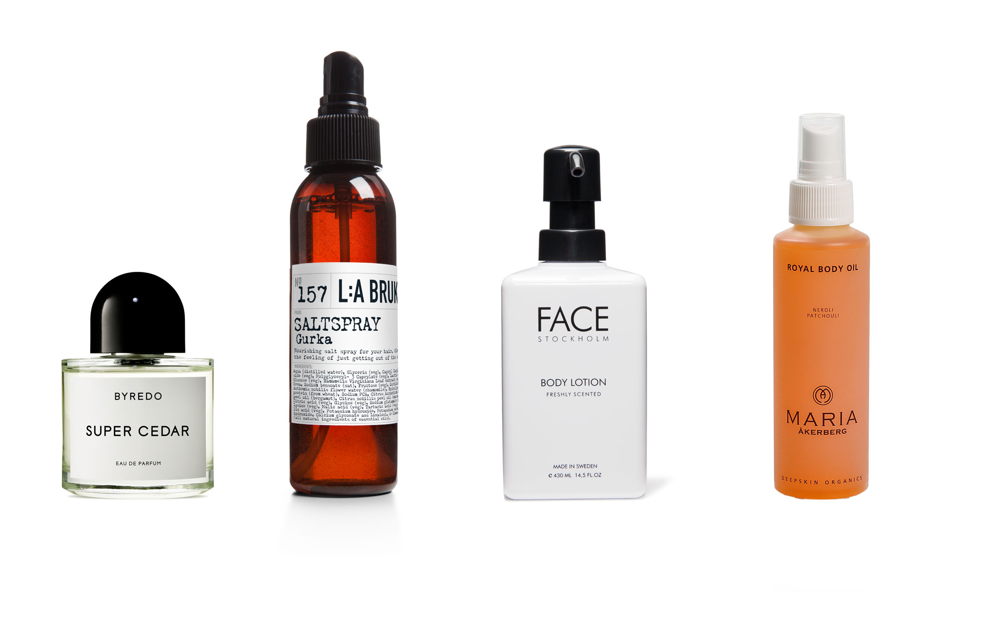 Stockholm's Best Beauty Buys