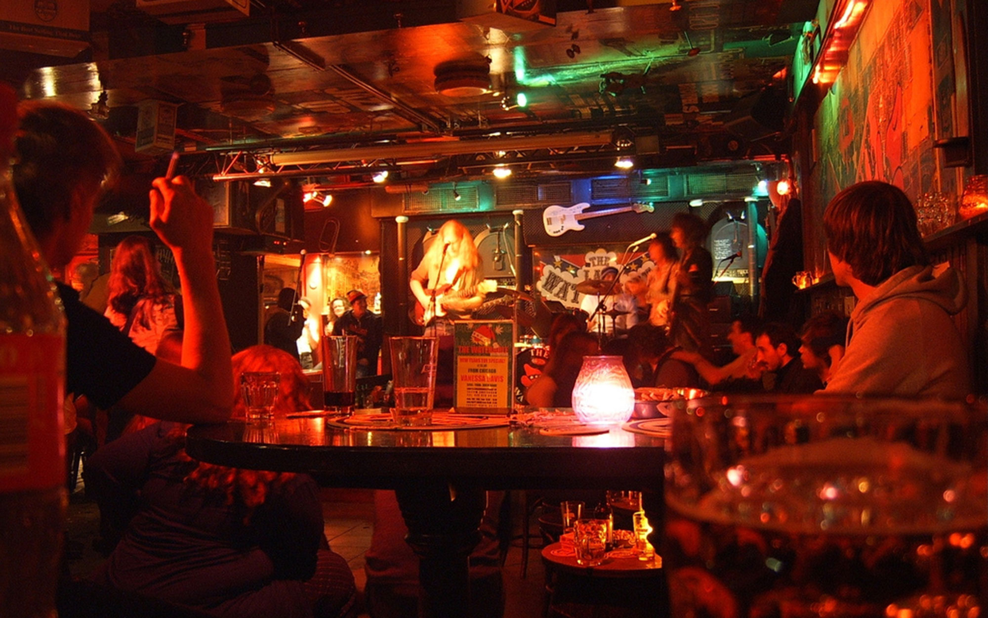 Amsterdam s best dive bars travel leisure for Bar dive