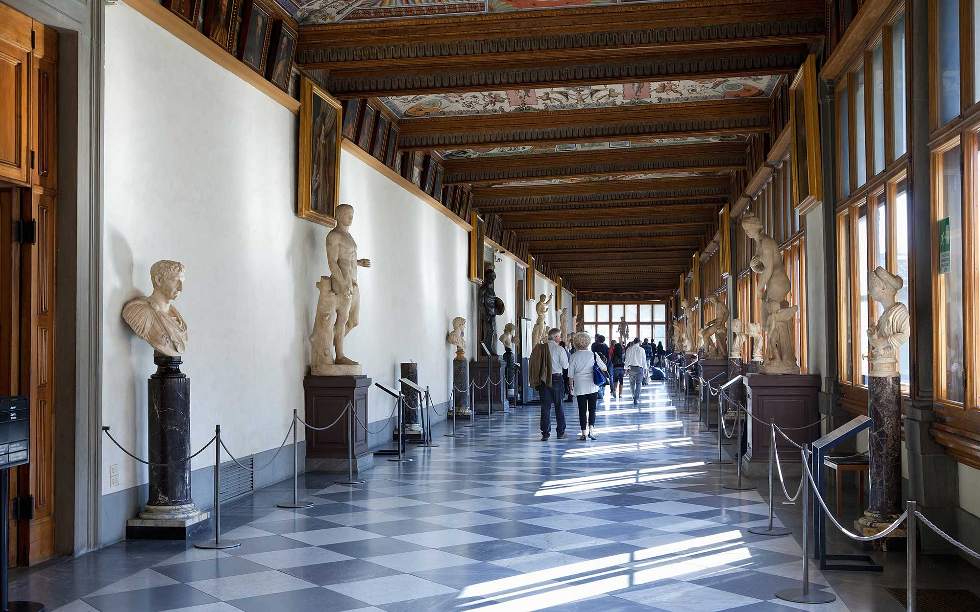 How to Tackle Florence's Uffizi Gallery