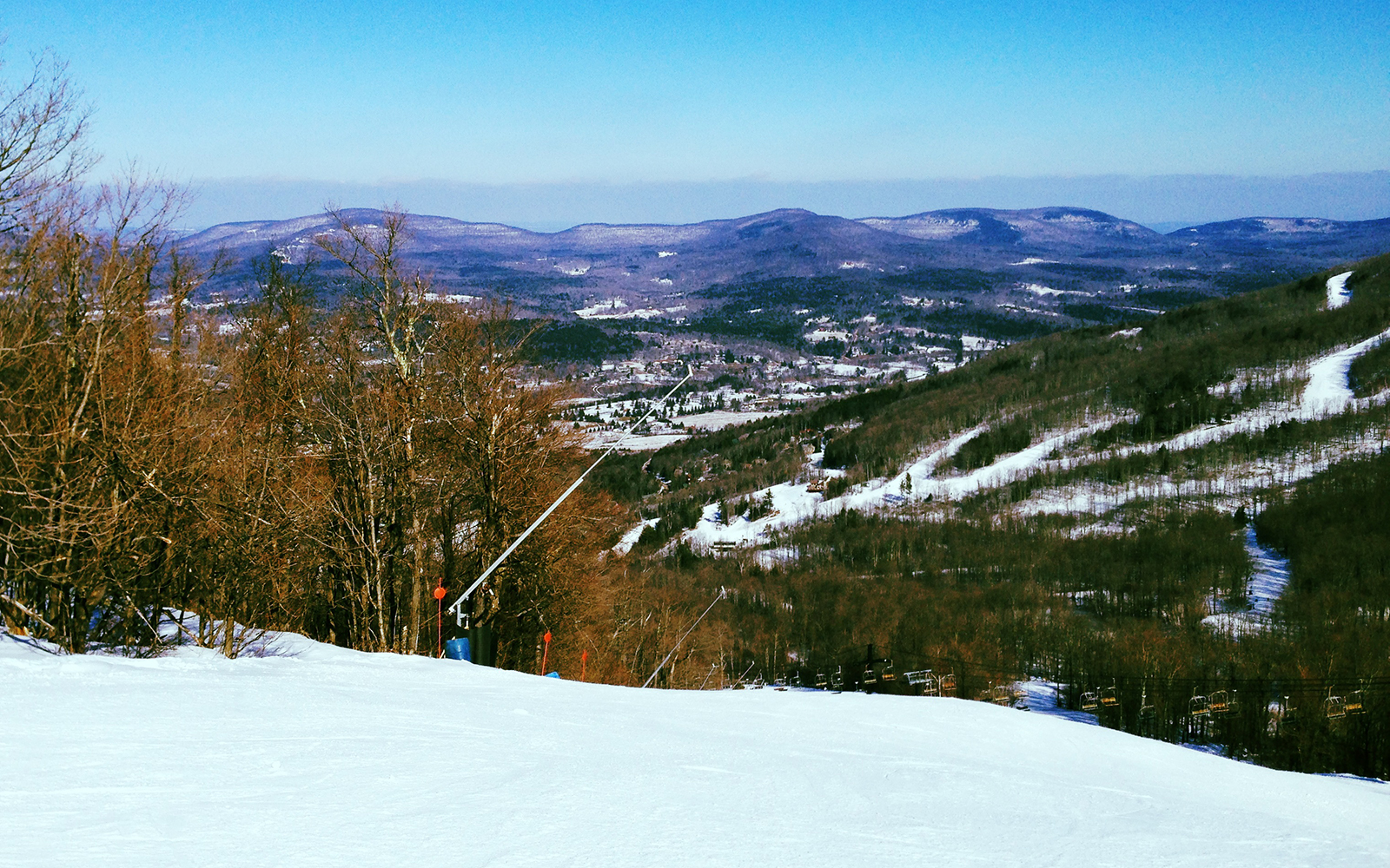 Windham Ski Mountain, Catskills NY