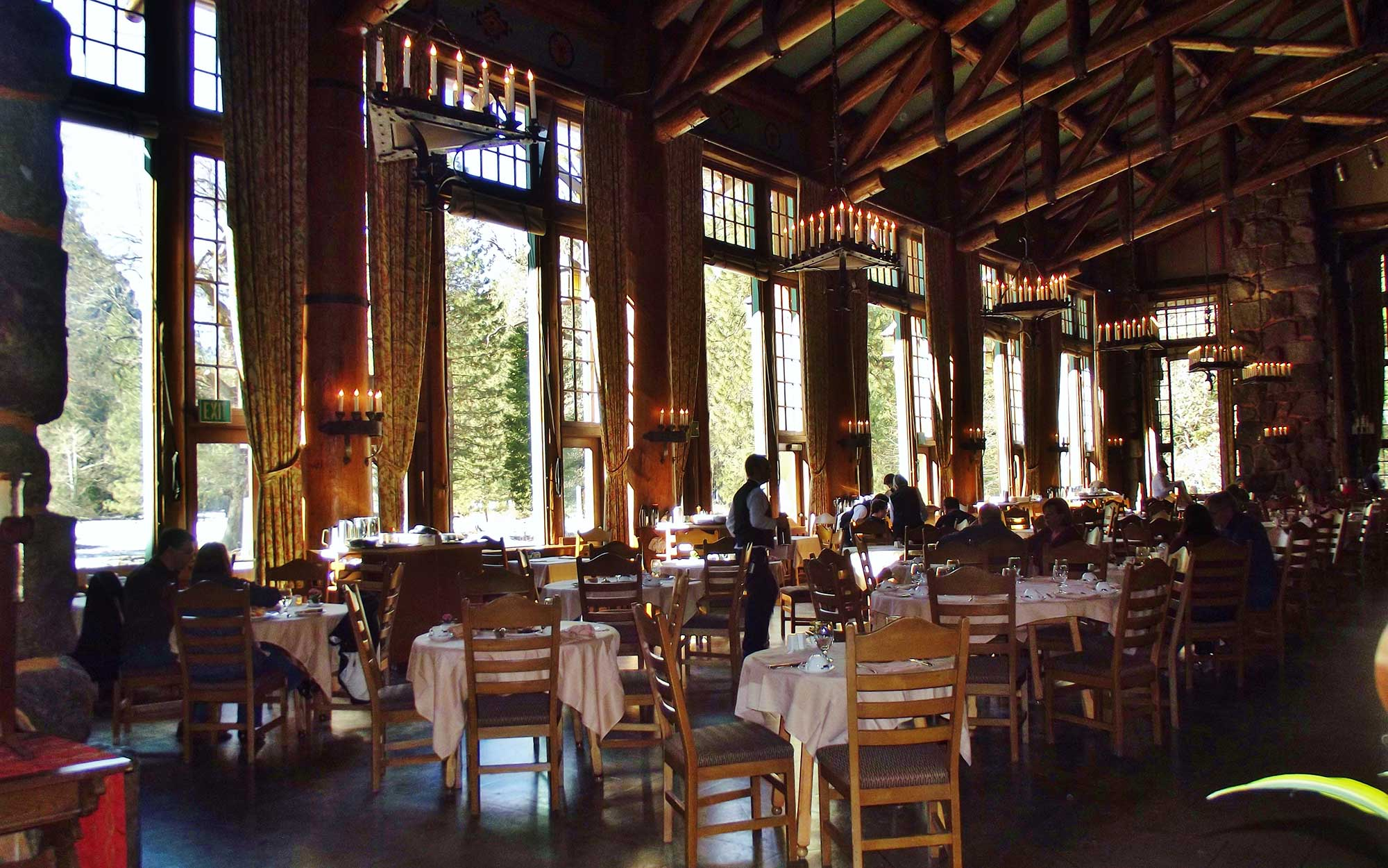 The Best Restaurants Near National Parks