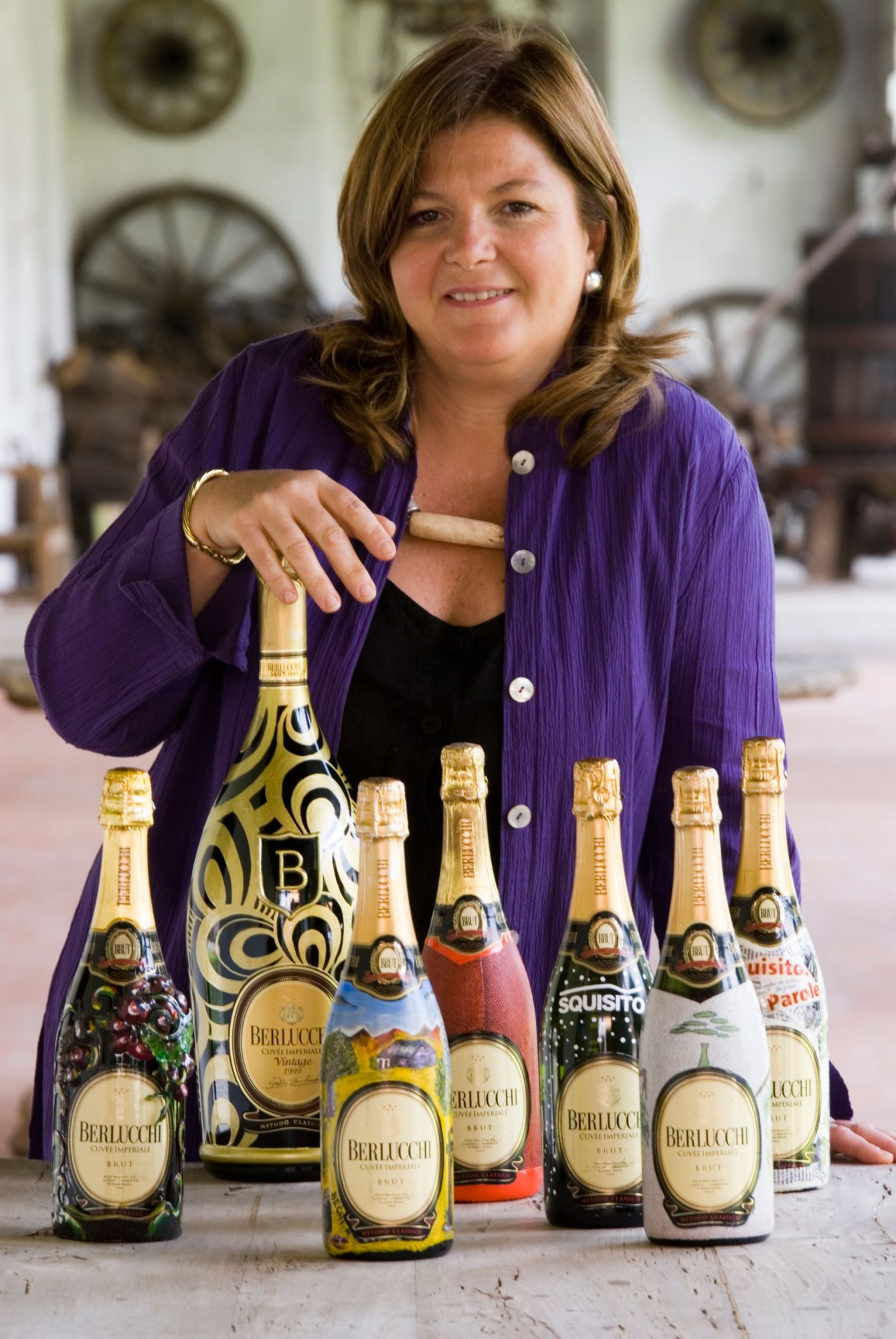 Cristina Zillani Winemaker