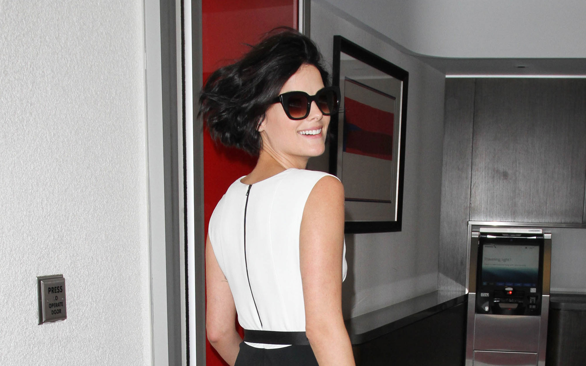 Bourbon, Chap Stick and Martial Arts: How Jaimie Alexander Travels