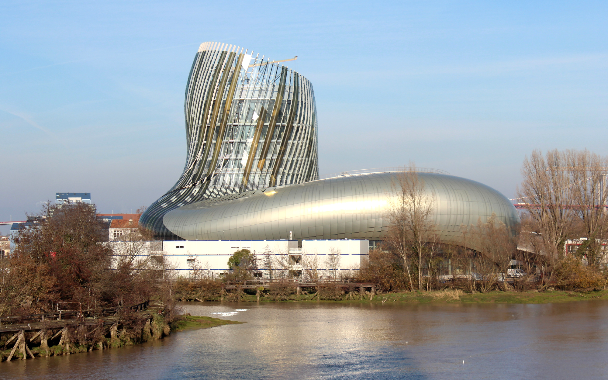 Drink Your Way Through The World's Wines At This Massive New Museum