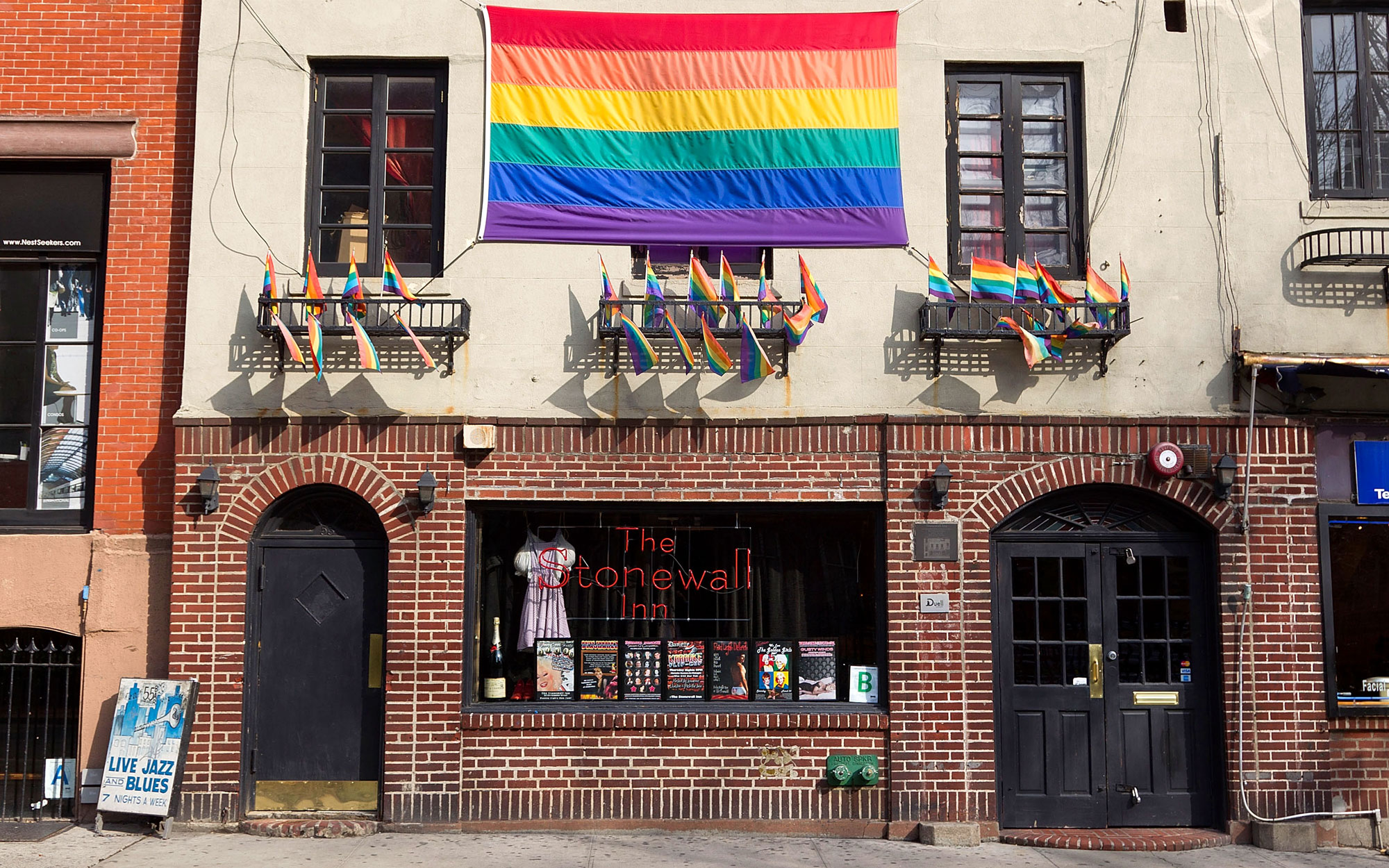 Stonewall Inn Bar to Become the First LGBT National Monument
