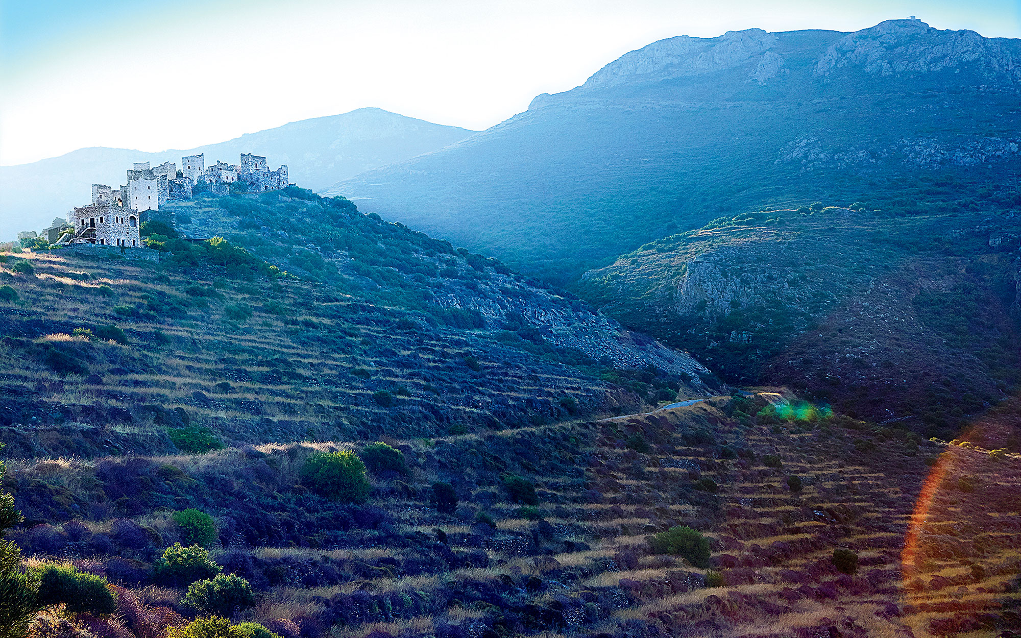 In Southernmost Greece, One of the Last Great Undiscovered Corners of Europe