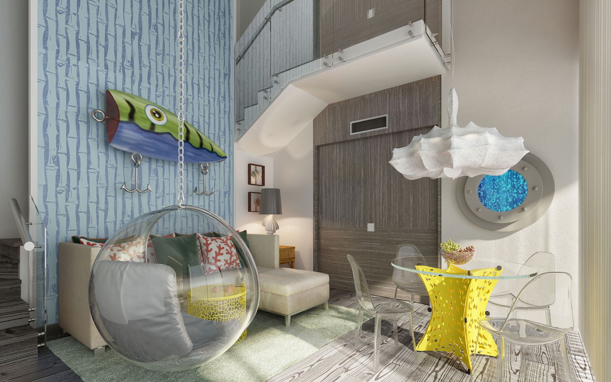 You Can Now Spend the Night in SpongeBob's Pinapple