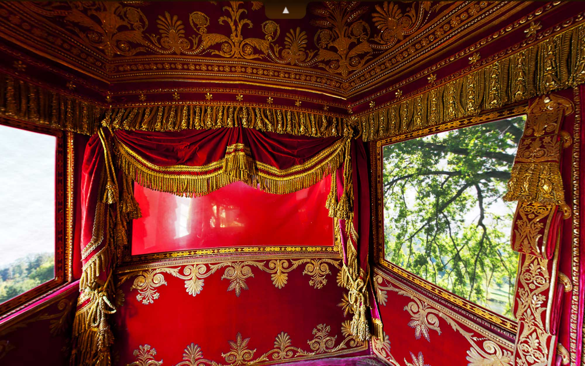 The Palace of Versailles Reopened their Stunning Carriage Collection