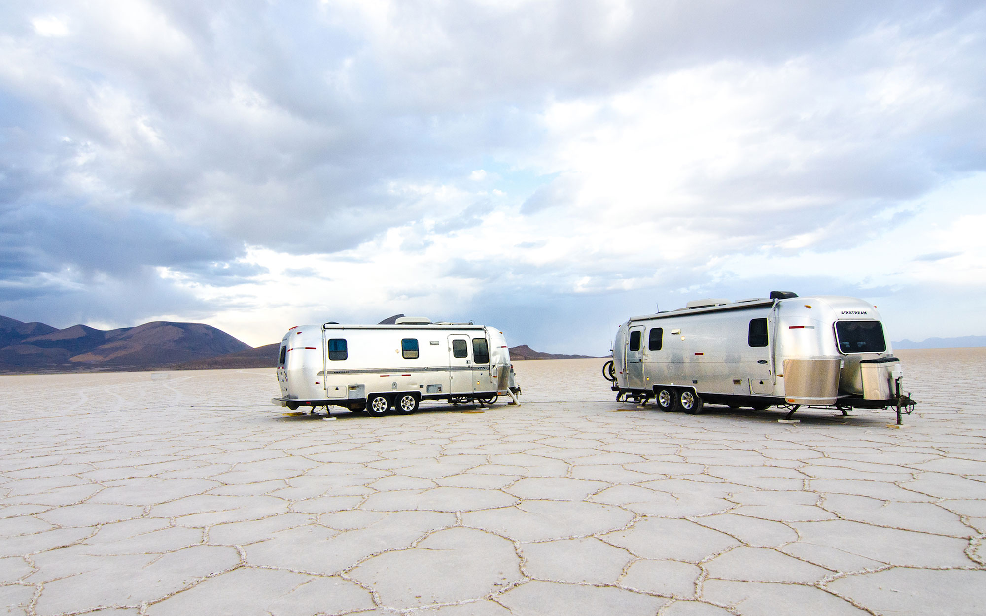 Camping on Bolivia's Salt Flats| Travel + Leisure