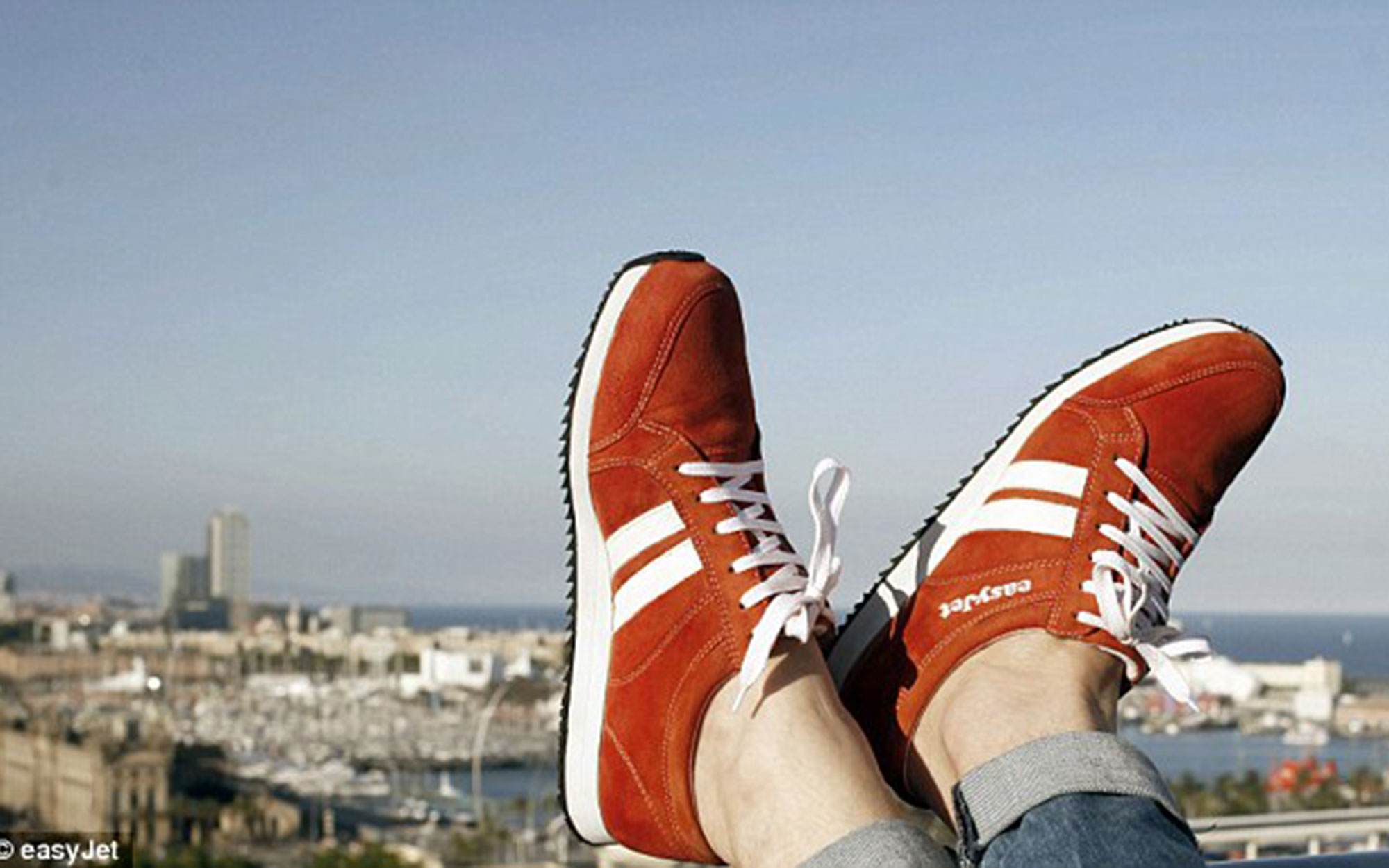 EasyJet Develops a Vibrating Smart Shoe to Help You Navigate a New City