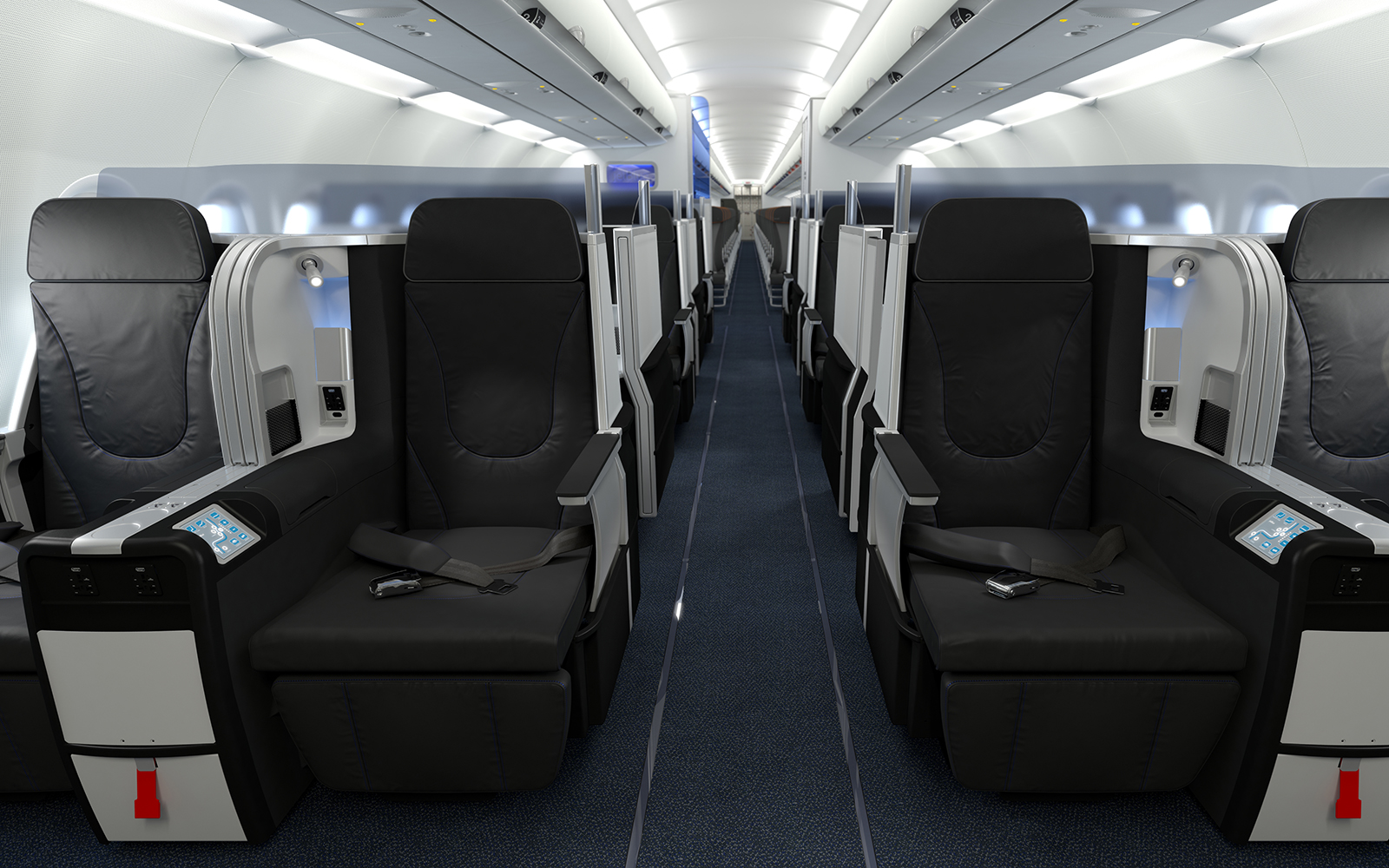 How to Book a Transcontinental Business Class Seat with Miles