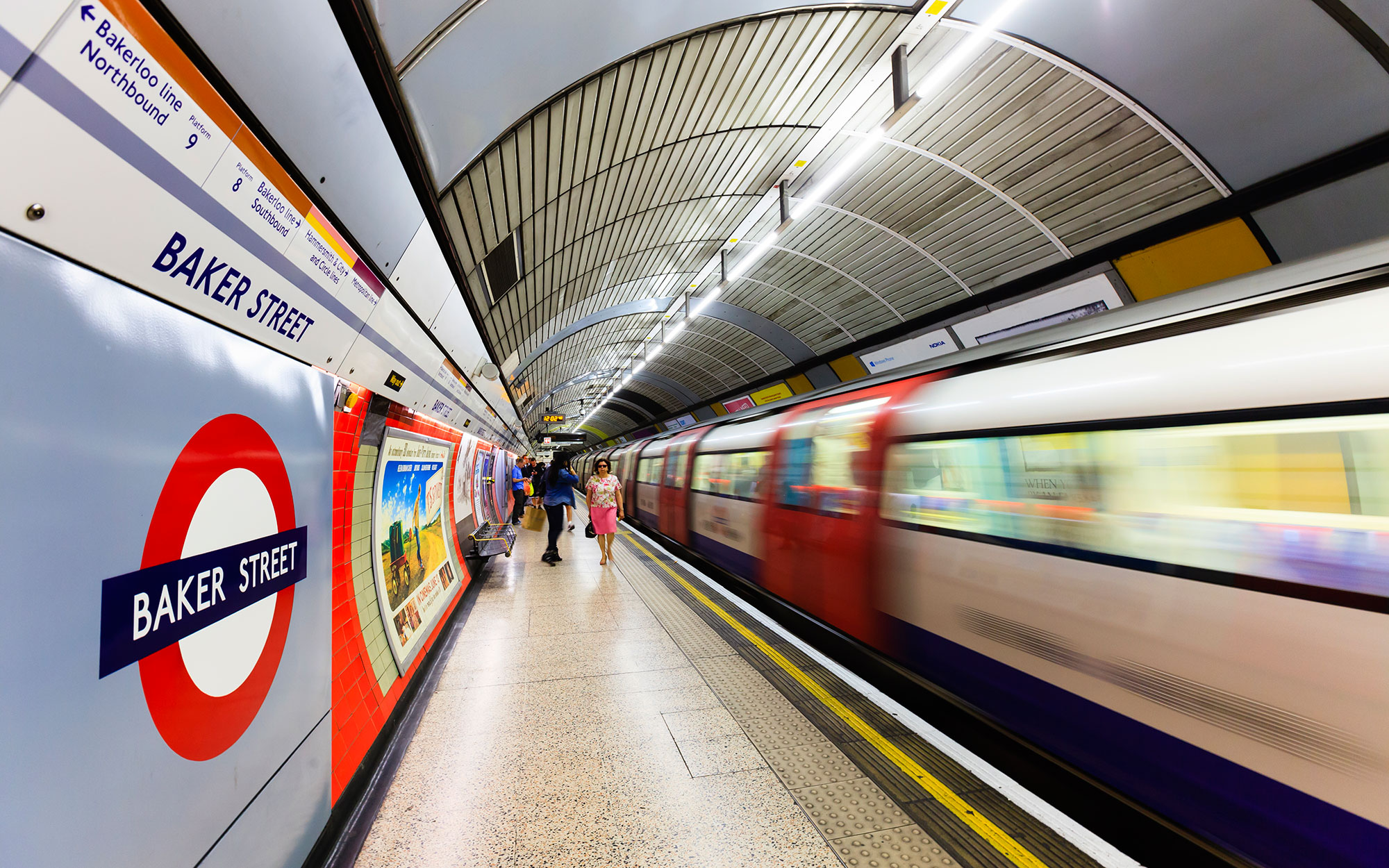 London's 24-Hour Tube Service Will Start This August