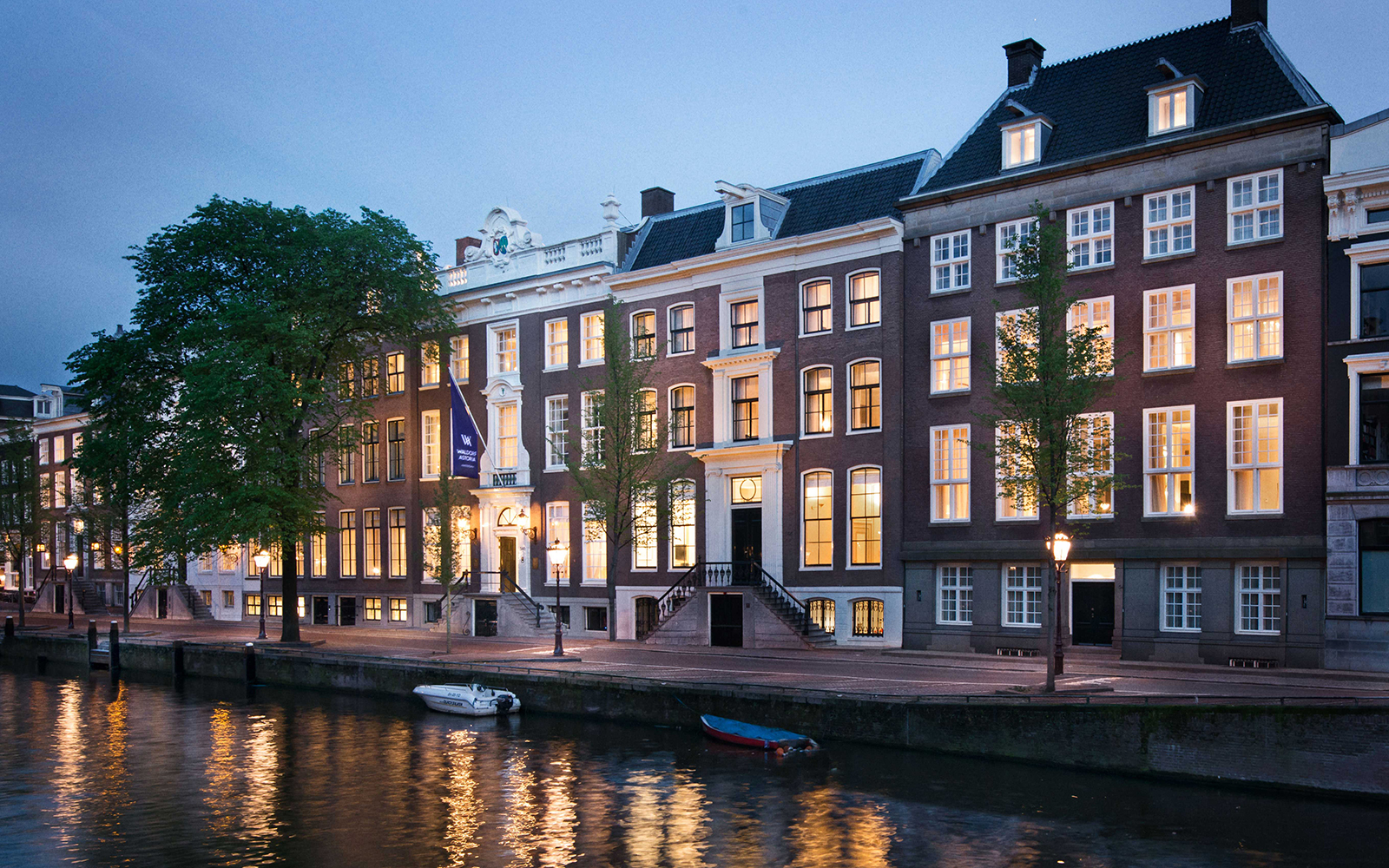 Waldorf Astoria Amsterdam Hotel Review
