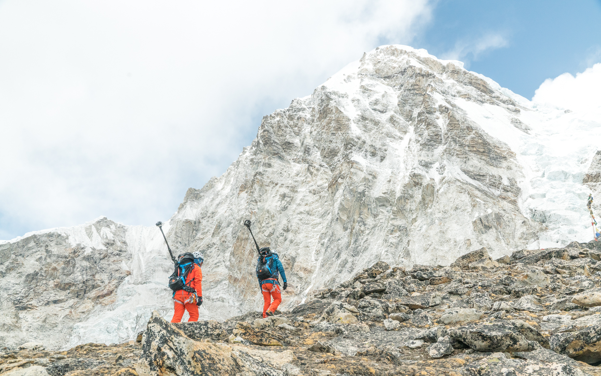 360 Degree Video Mount Everest| Travel + Leisure