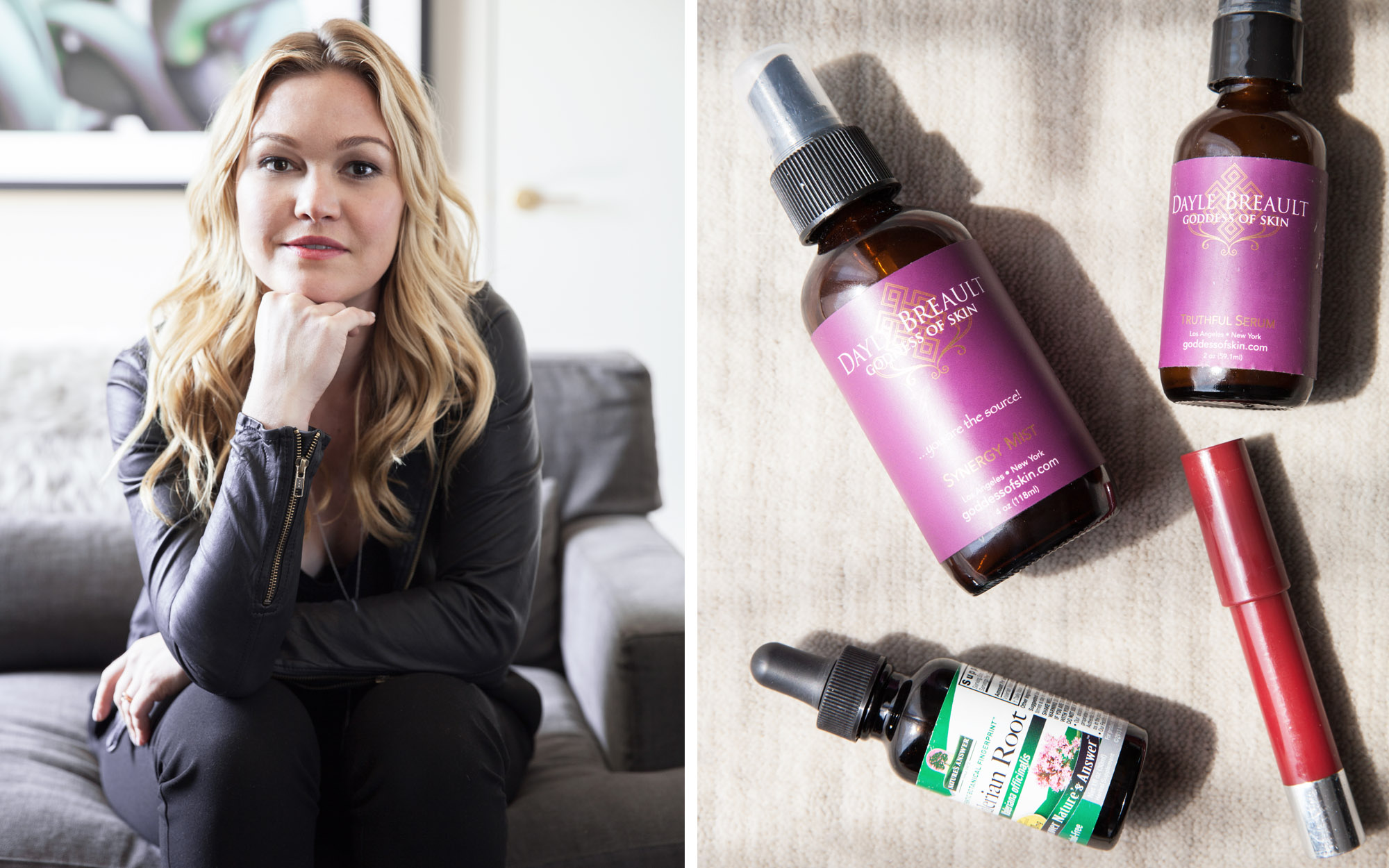 Julia Stiles Essentials