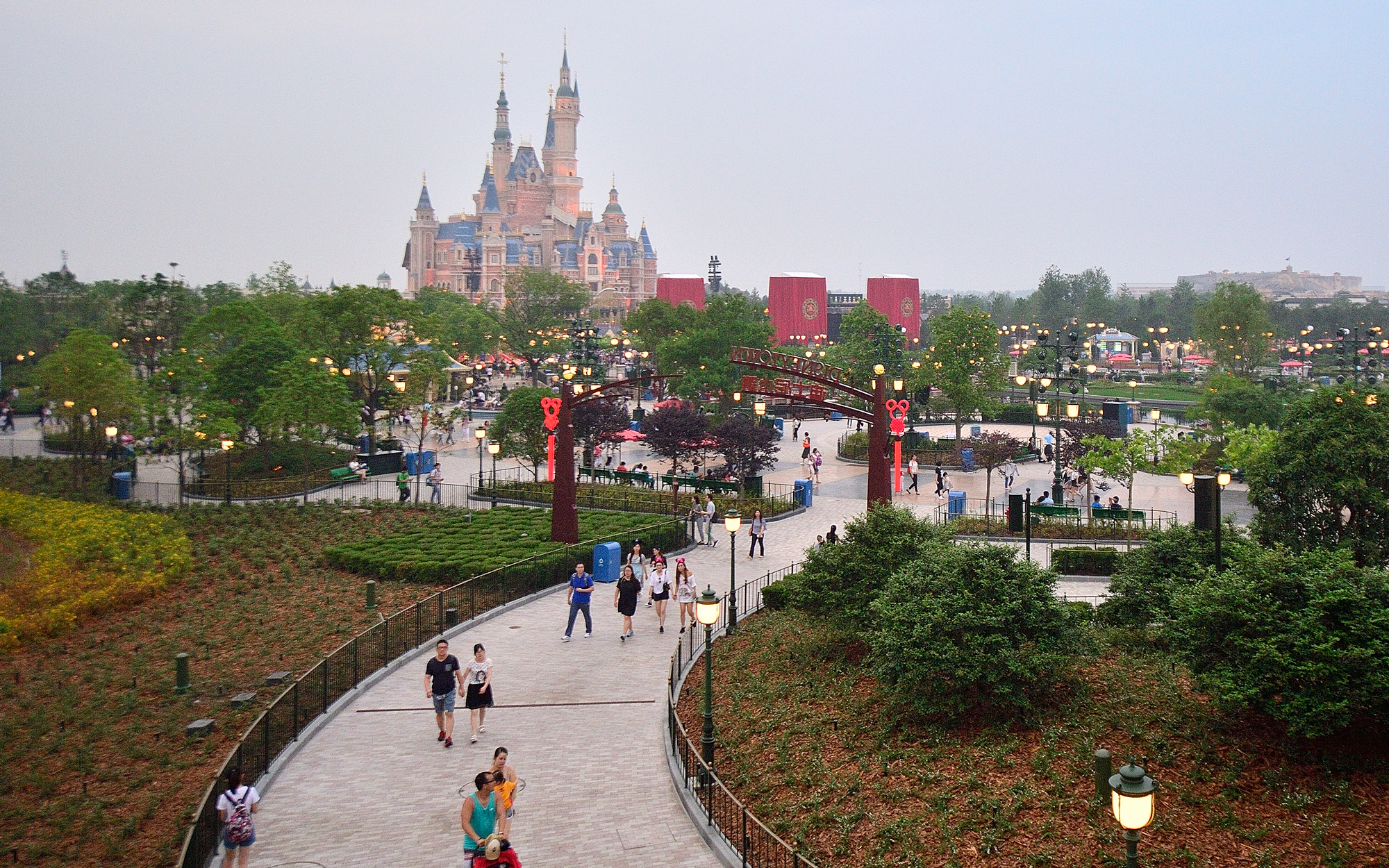 How Much Does it Cost to Go to Shanghai Disneyland?