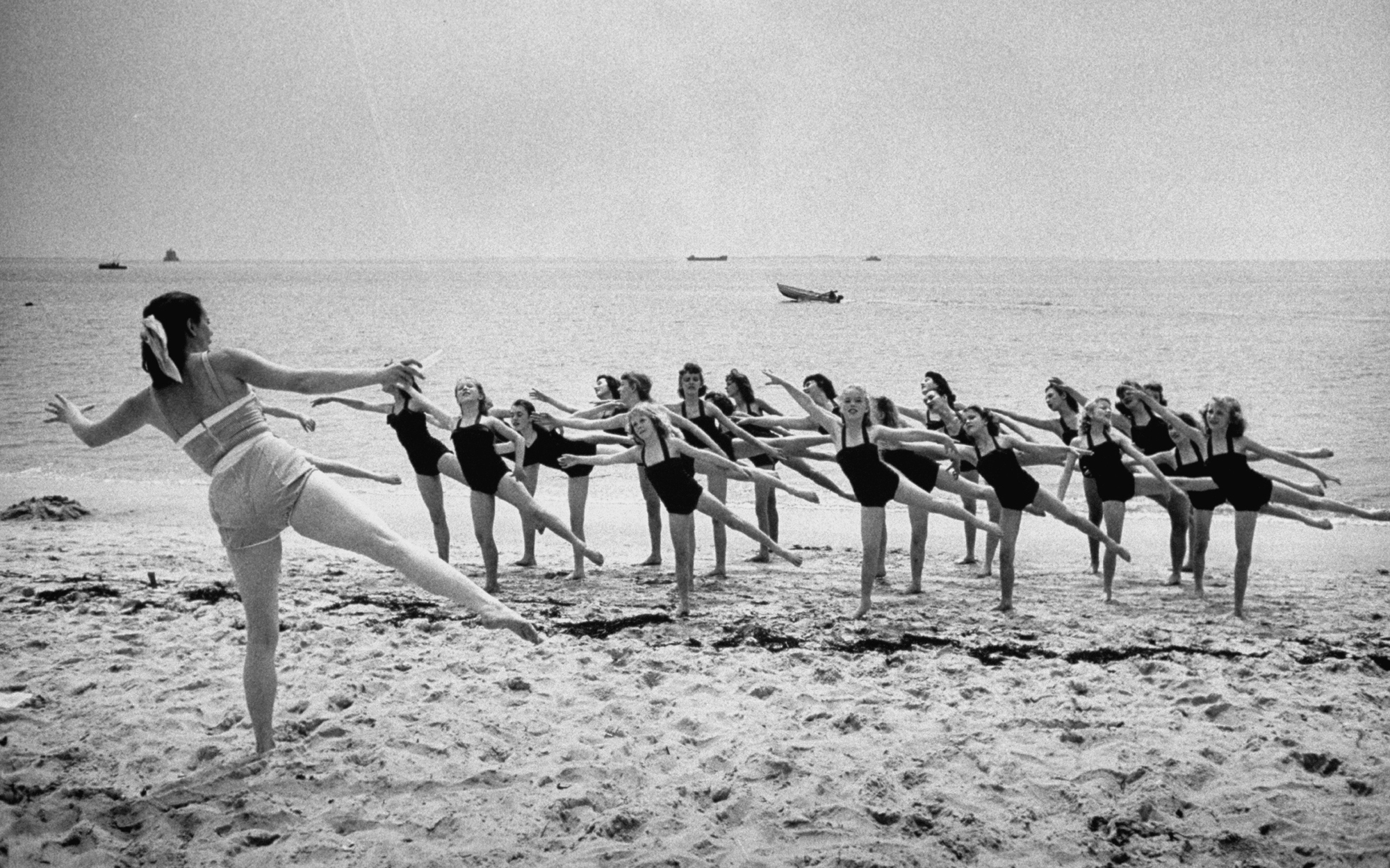 Vintage Beach Photos