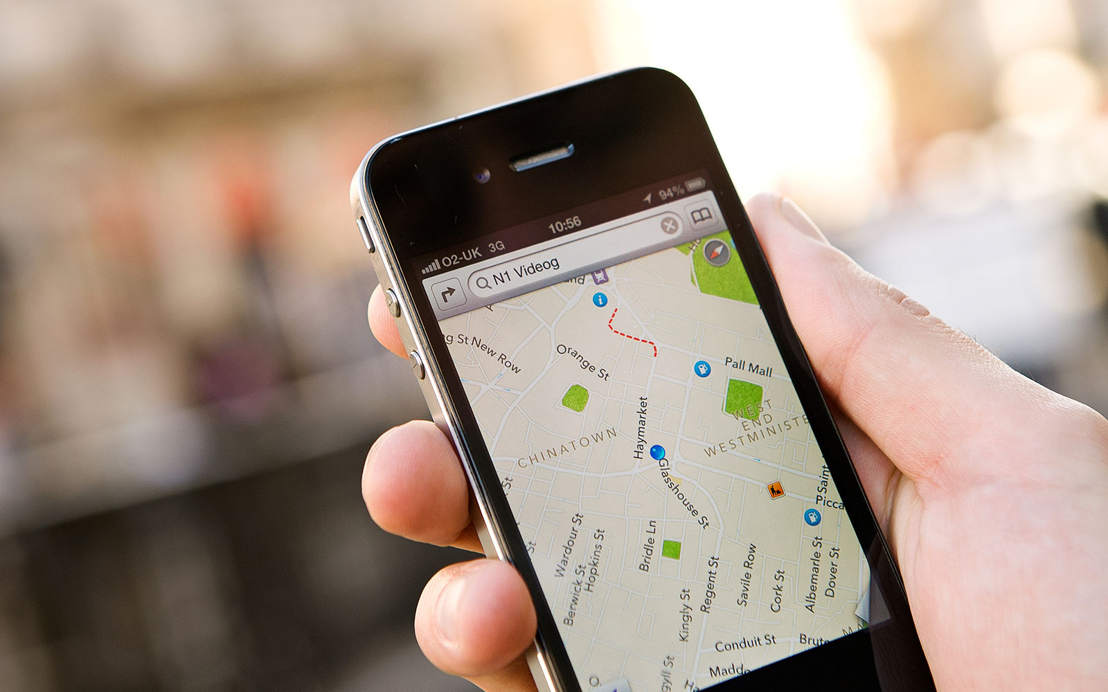 Apple Maps Will Remember Where You Parked The Car| Travel + Leisure