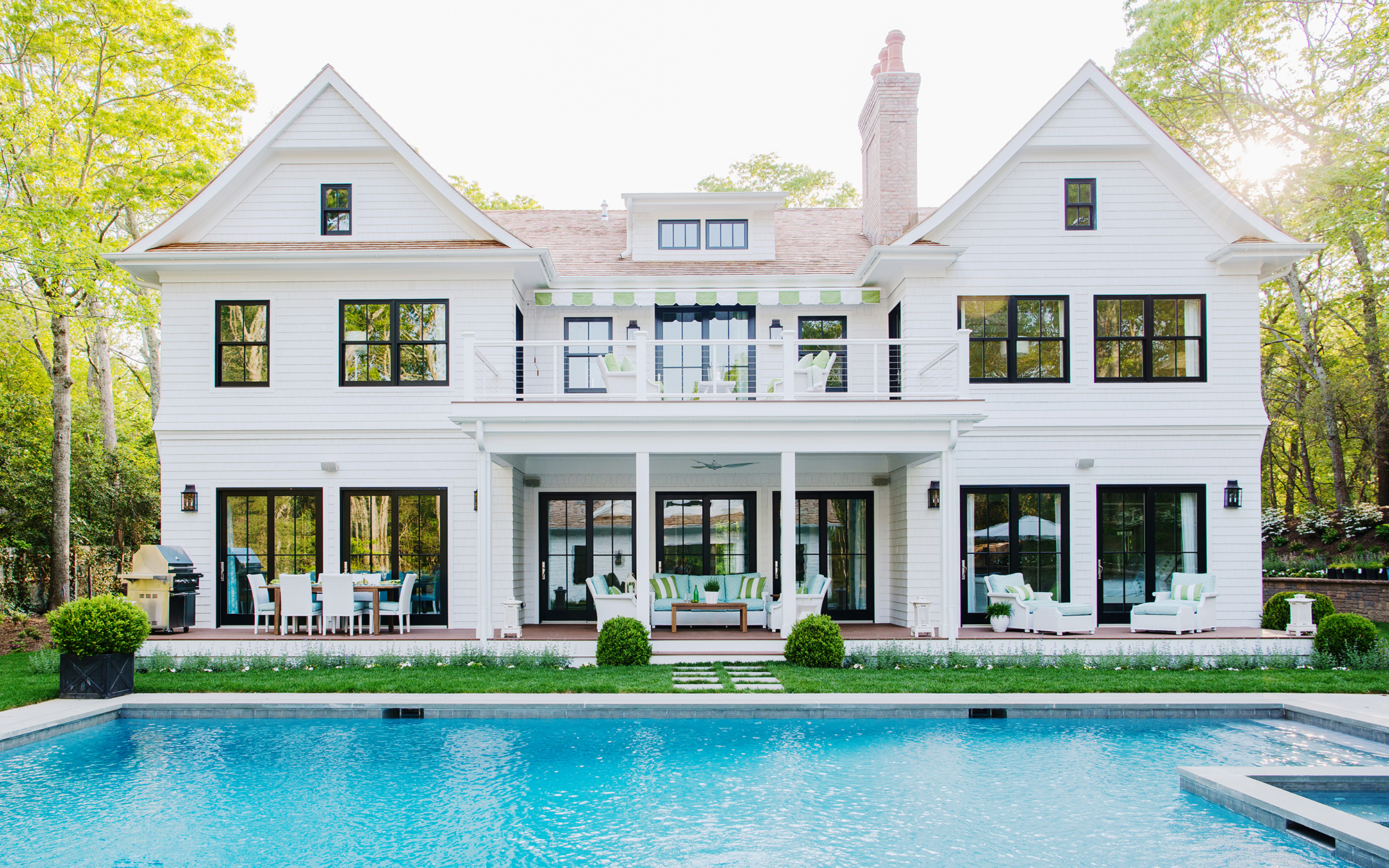 This Stunning Hamptons Home is Now Open to the Public