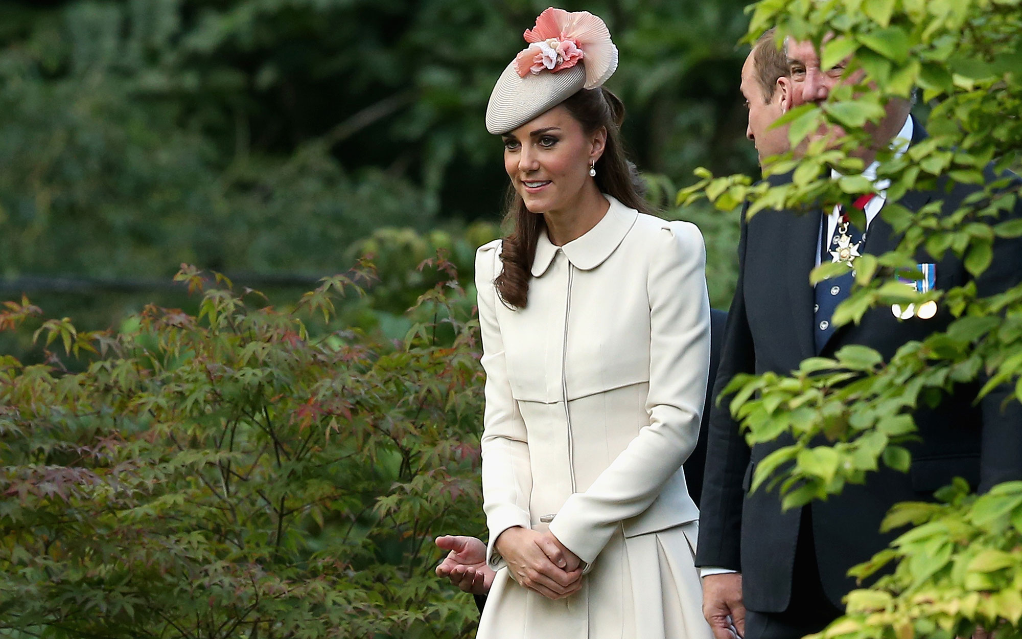 Kate Middleton's Outfits From Around the World
