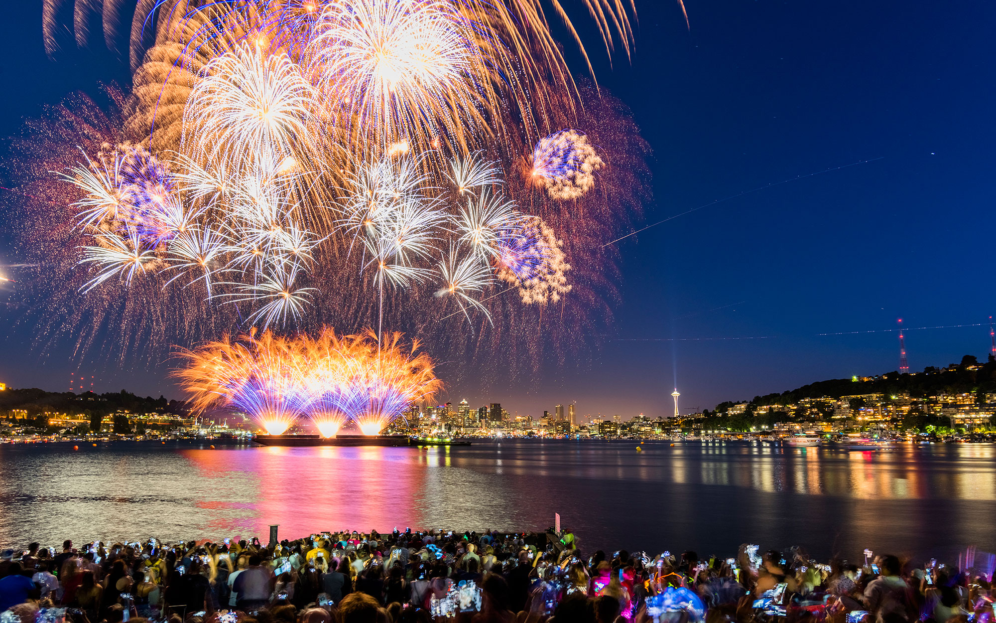 What to do in Seattle For July Fourth