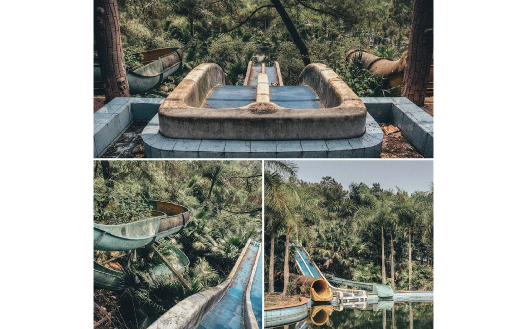 Vietnam Abandoned Waterpark