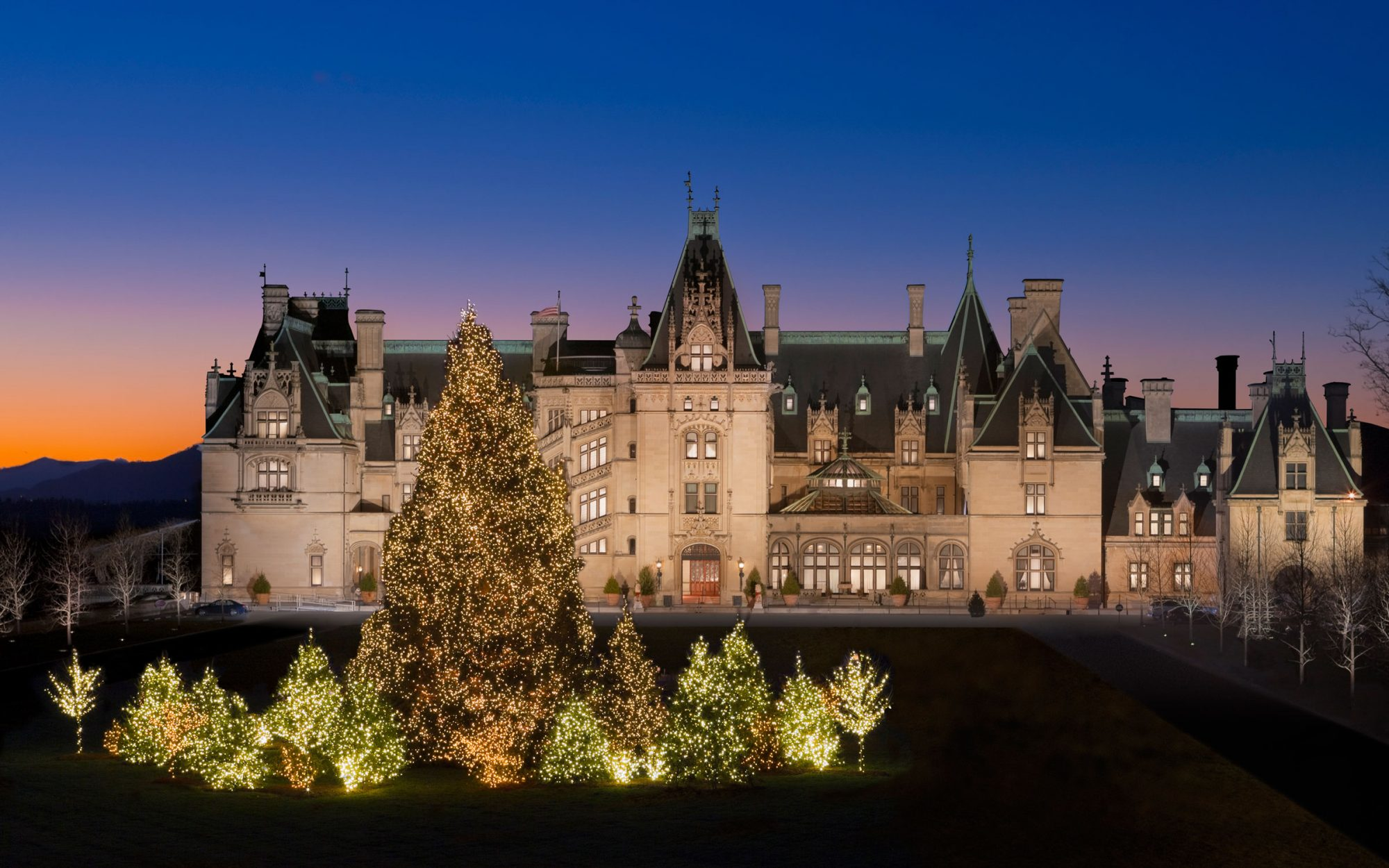 Biltmore Christmas.How To Enjoy The Biltmore Estate At Christmas Travel Leisure