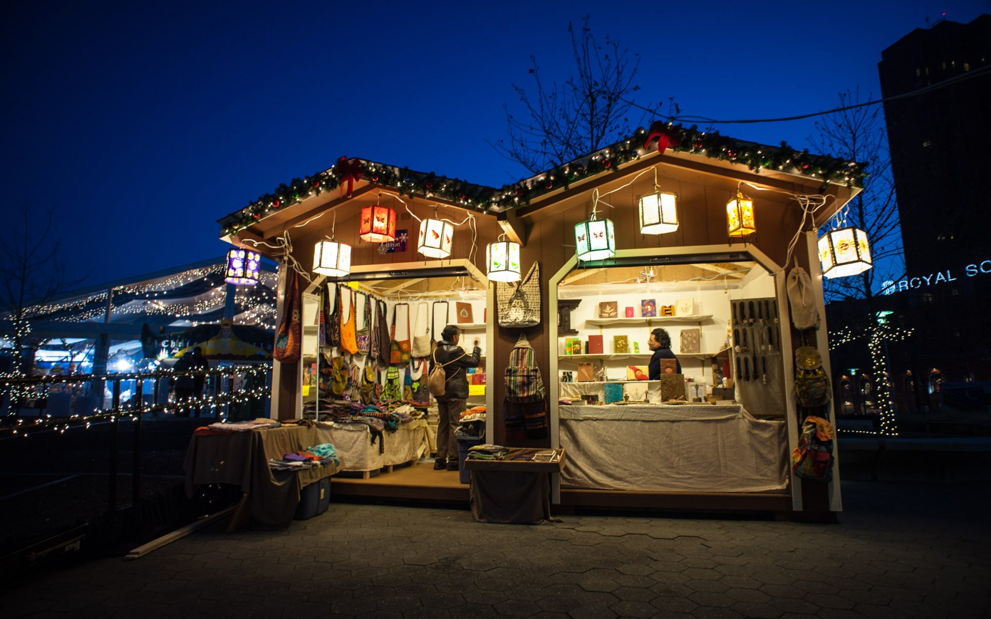 The Best Baltimore Christmas Markets