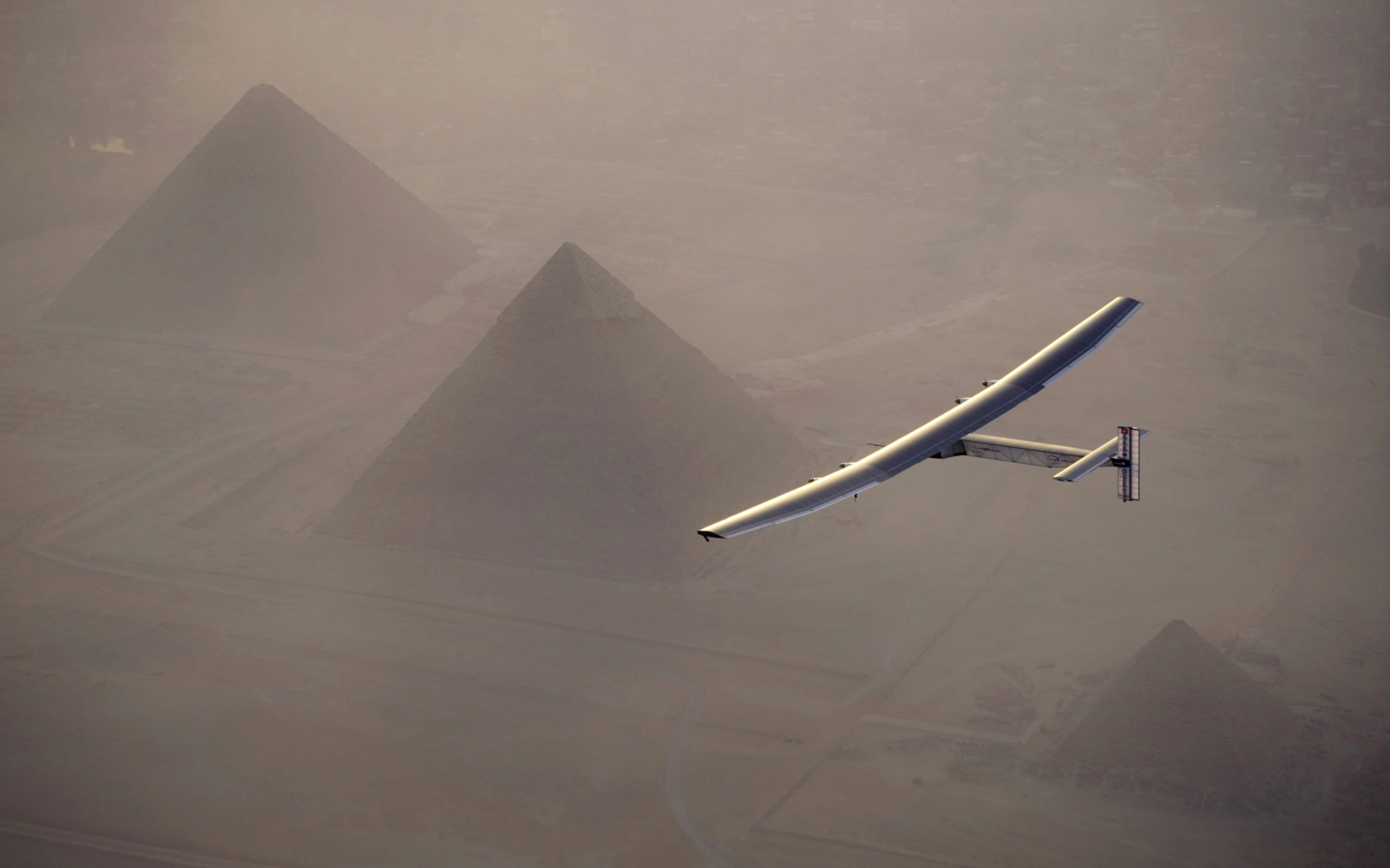Solar Impulse completes its fuel-free trip around the world