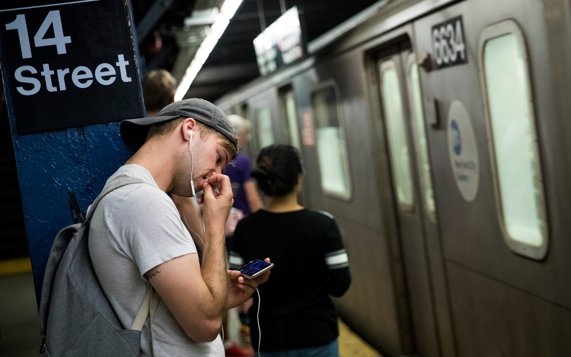 New York City's L train to shut down for a year and a half