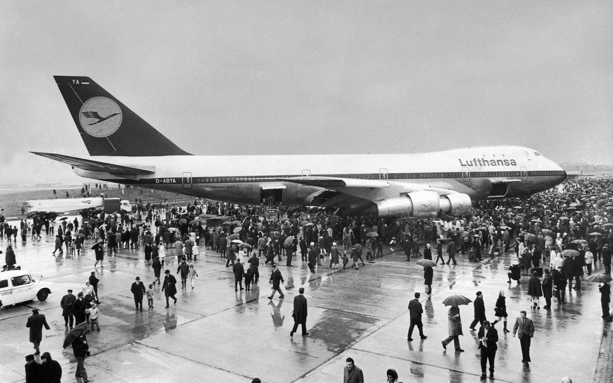 Boeing 747 Phase Out