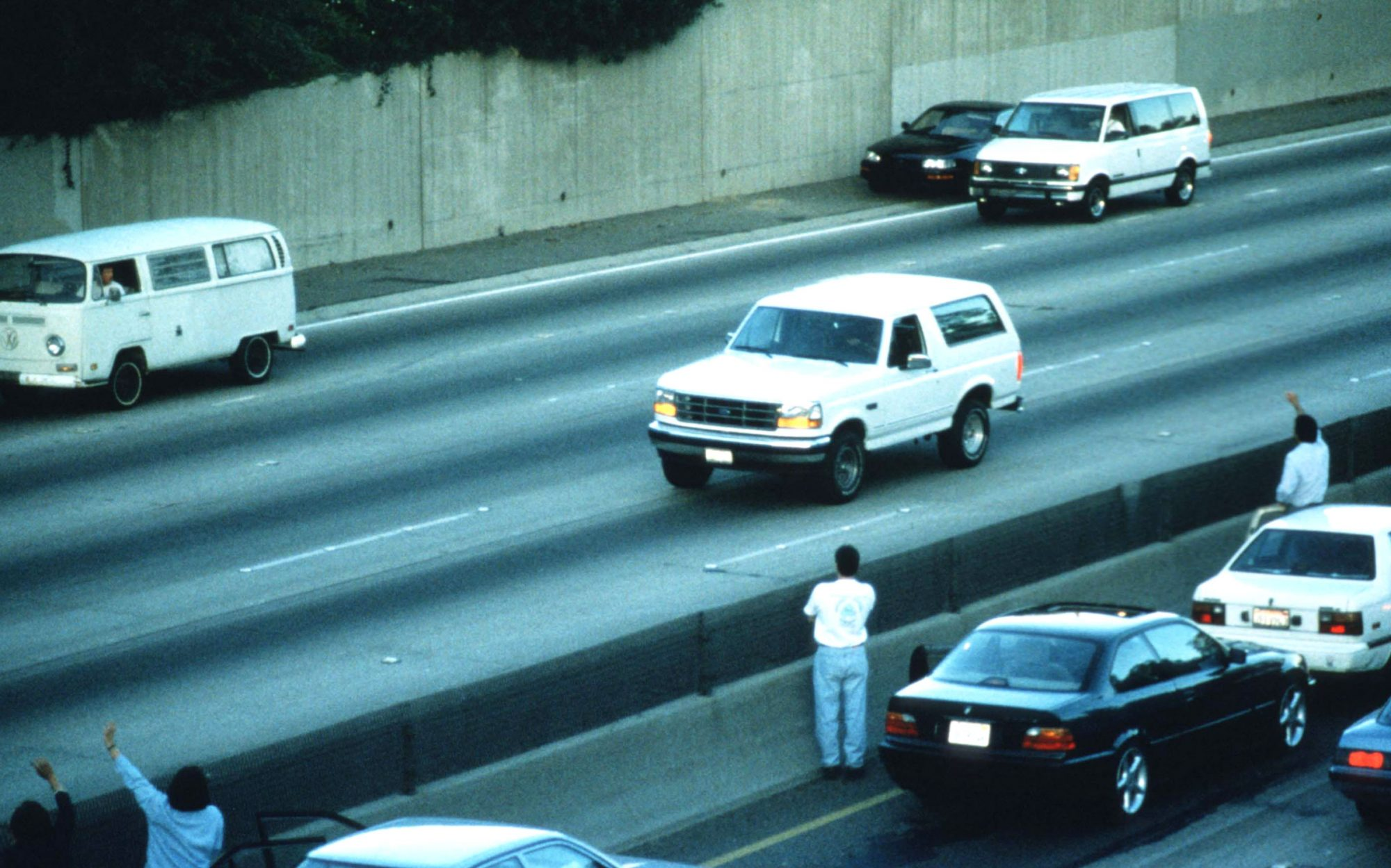 O.J. Simpson's Bronco Is on its Way to a New Crime Museum in Tennessee
