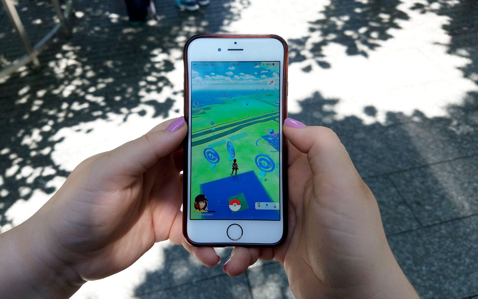 Pokemon Go might be the best thing to happen to your vacation