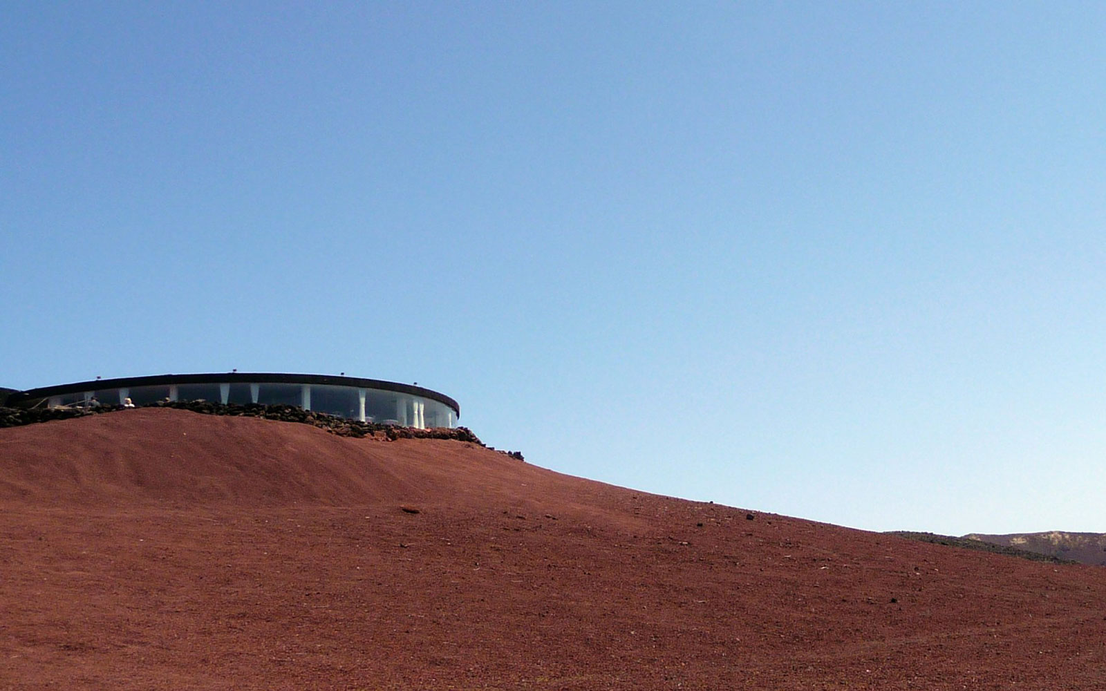 You Can Dine on Top of a Volcano in Spain
