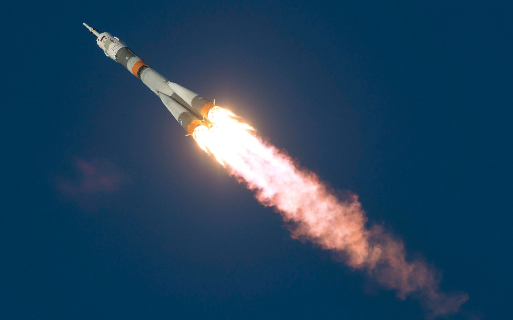 Russian space program tour includes seeing a spacecraft launch
