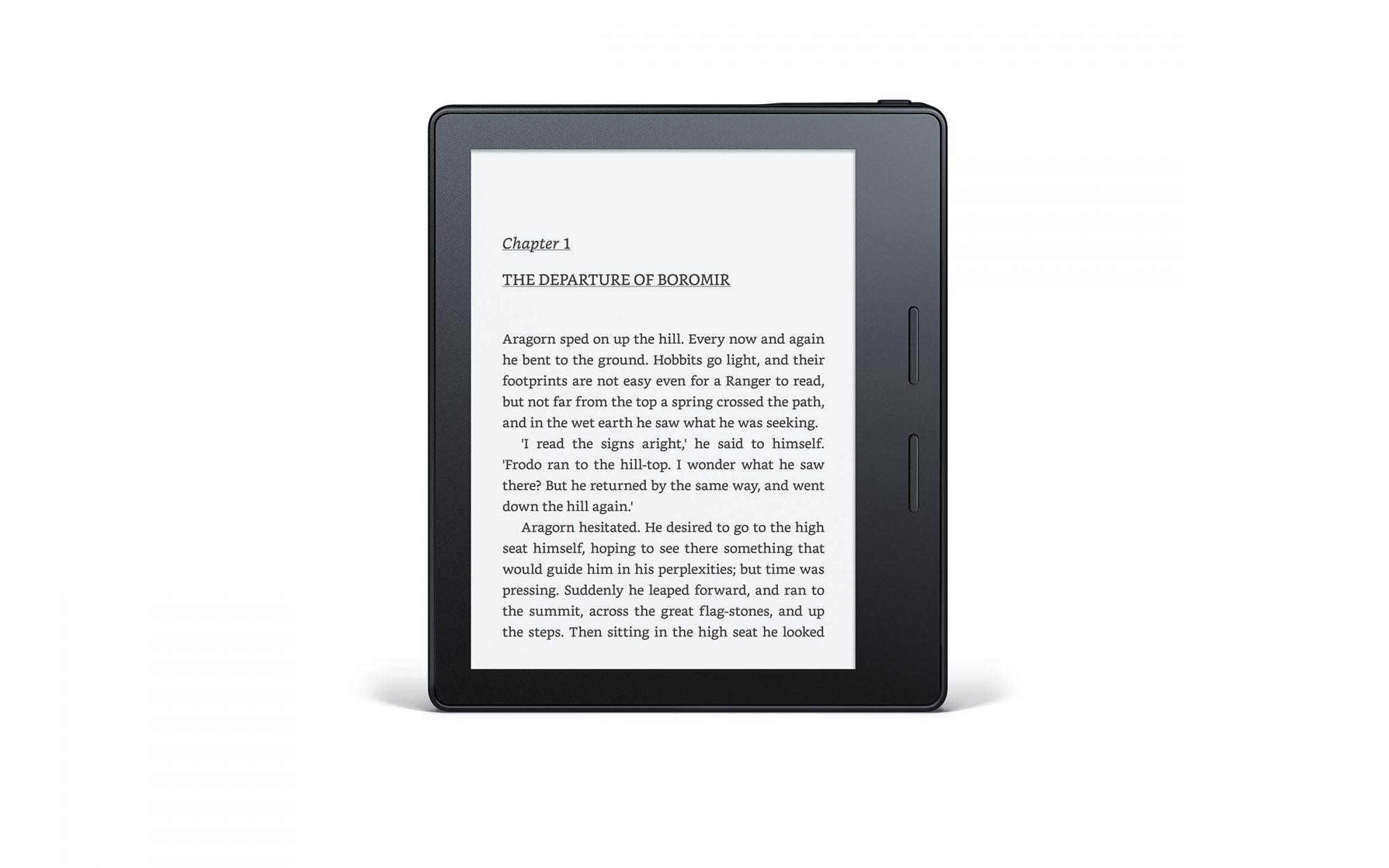 Why the Kindle Oasis is Amazon's Best E-reader Yet