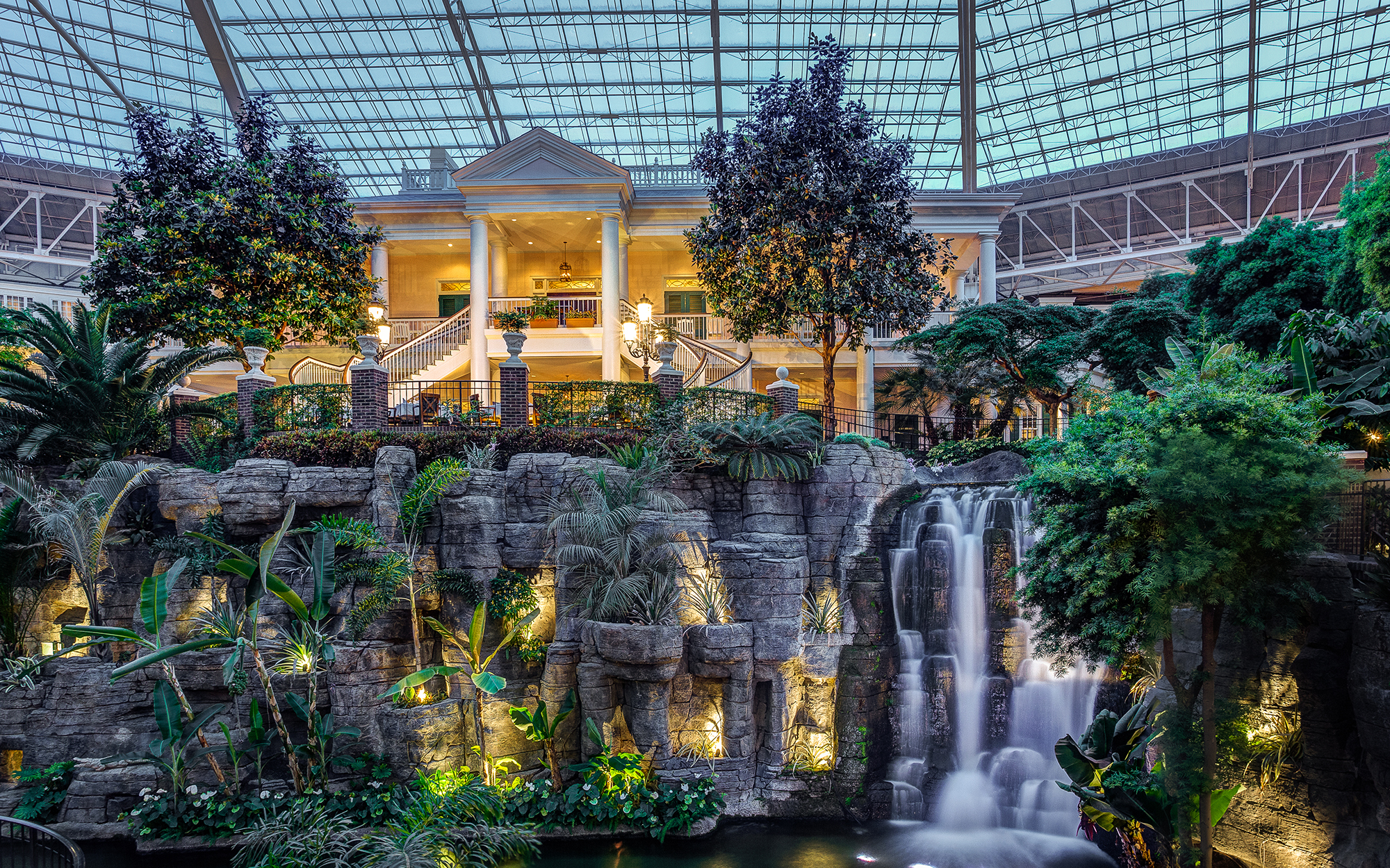 Lord Opryland Resort Convention Center In Nashville