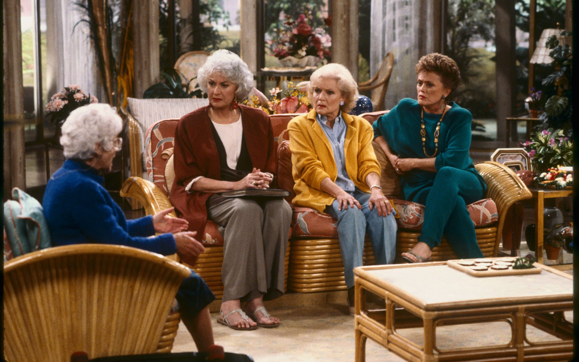 There's a 'Golden Girls' Themed Murder Mystery Dinner in Pennsylvania