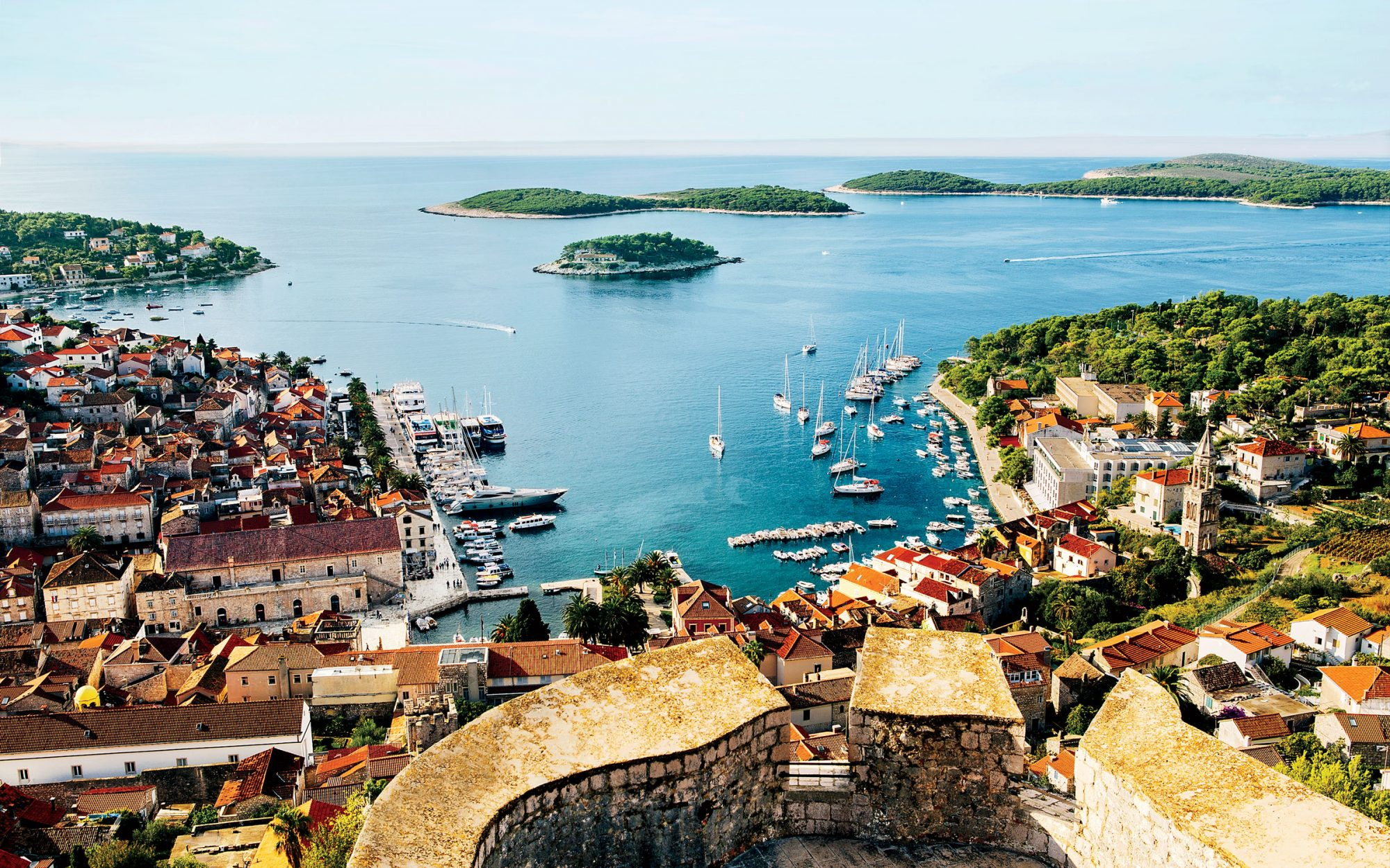 Croatia's Dalmatian Islands