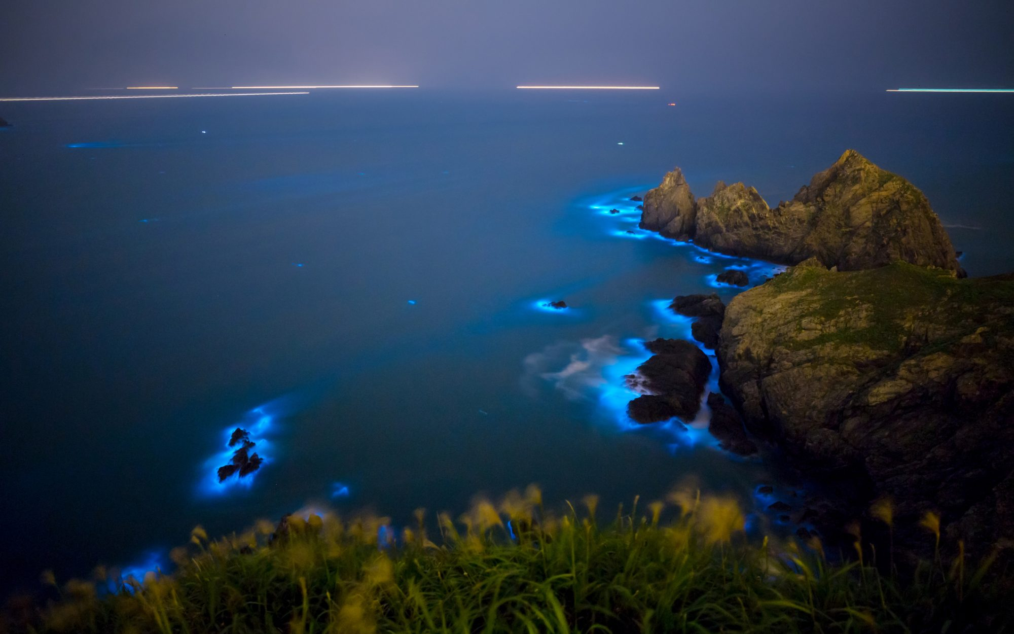 The Reason Behind Matsu Island's 'Blue Tears'| Travel + Leisure