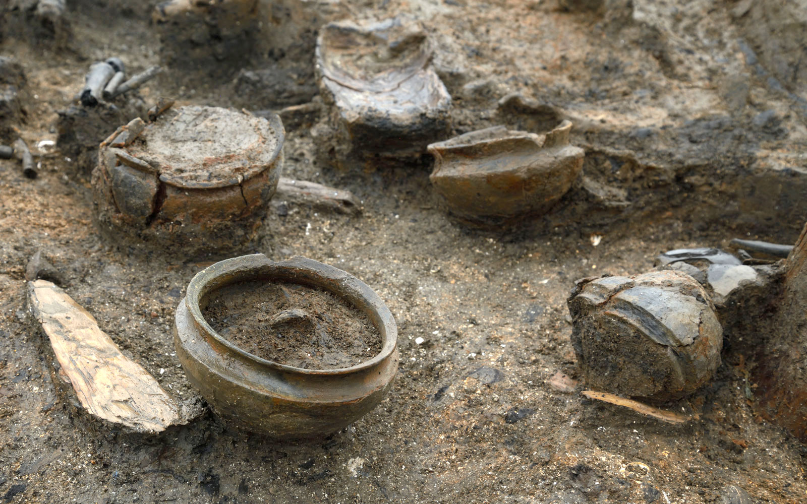 3,000-year-old village in Britain sheds light on the Bronze Age