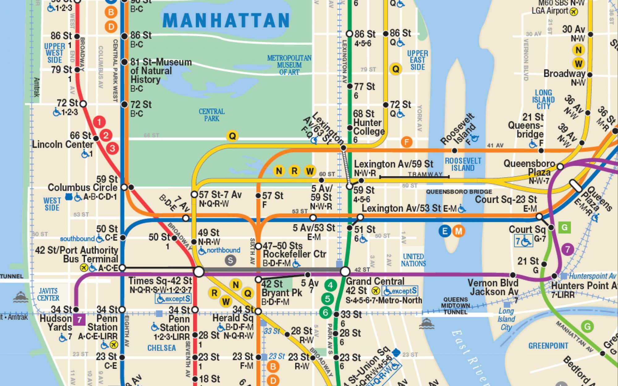 Secret Subway Map Location.There S A Secret Tunnel Under Central Park Travel Leisure