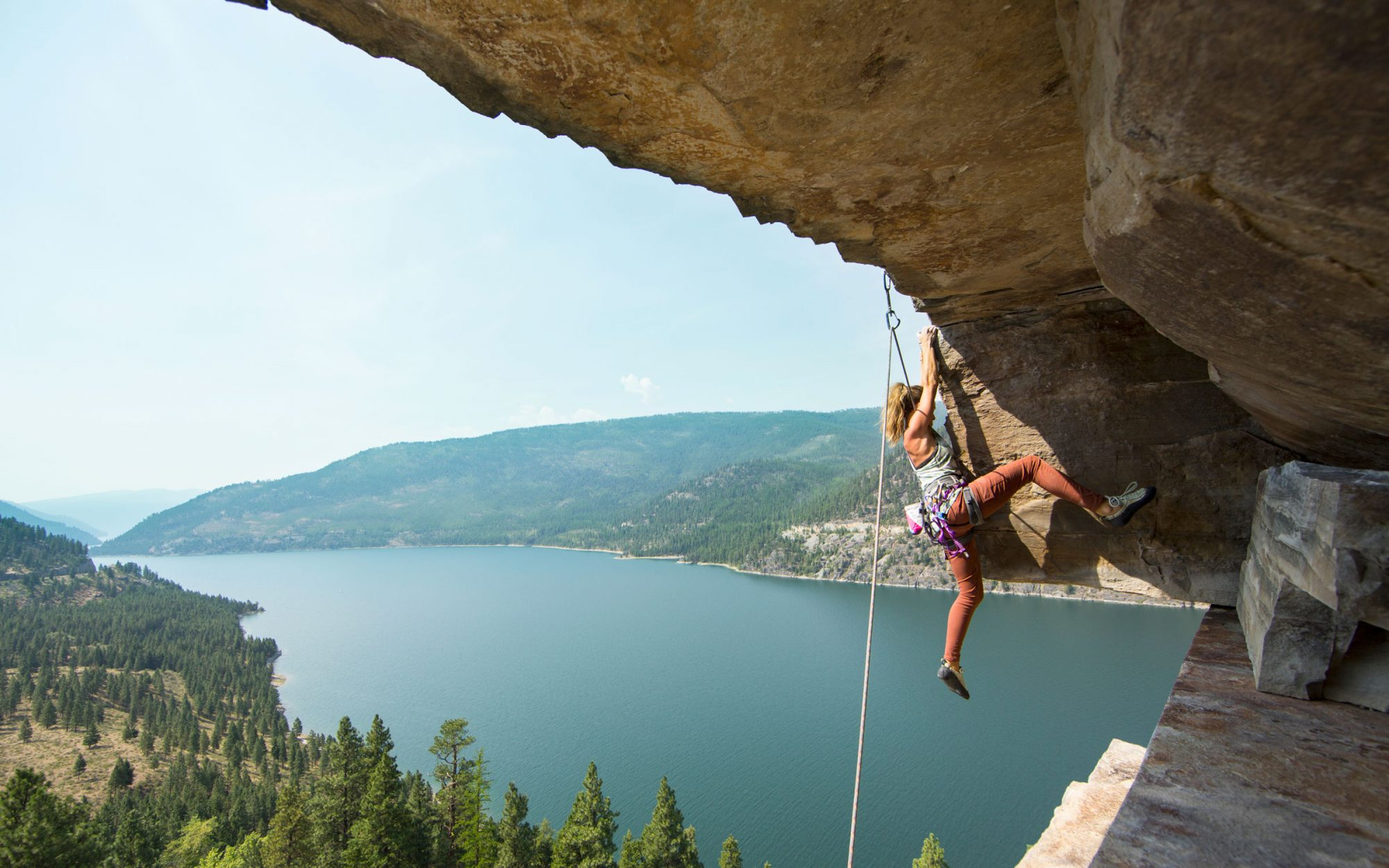 Data scientist devises the best rock climbing road trips in America