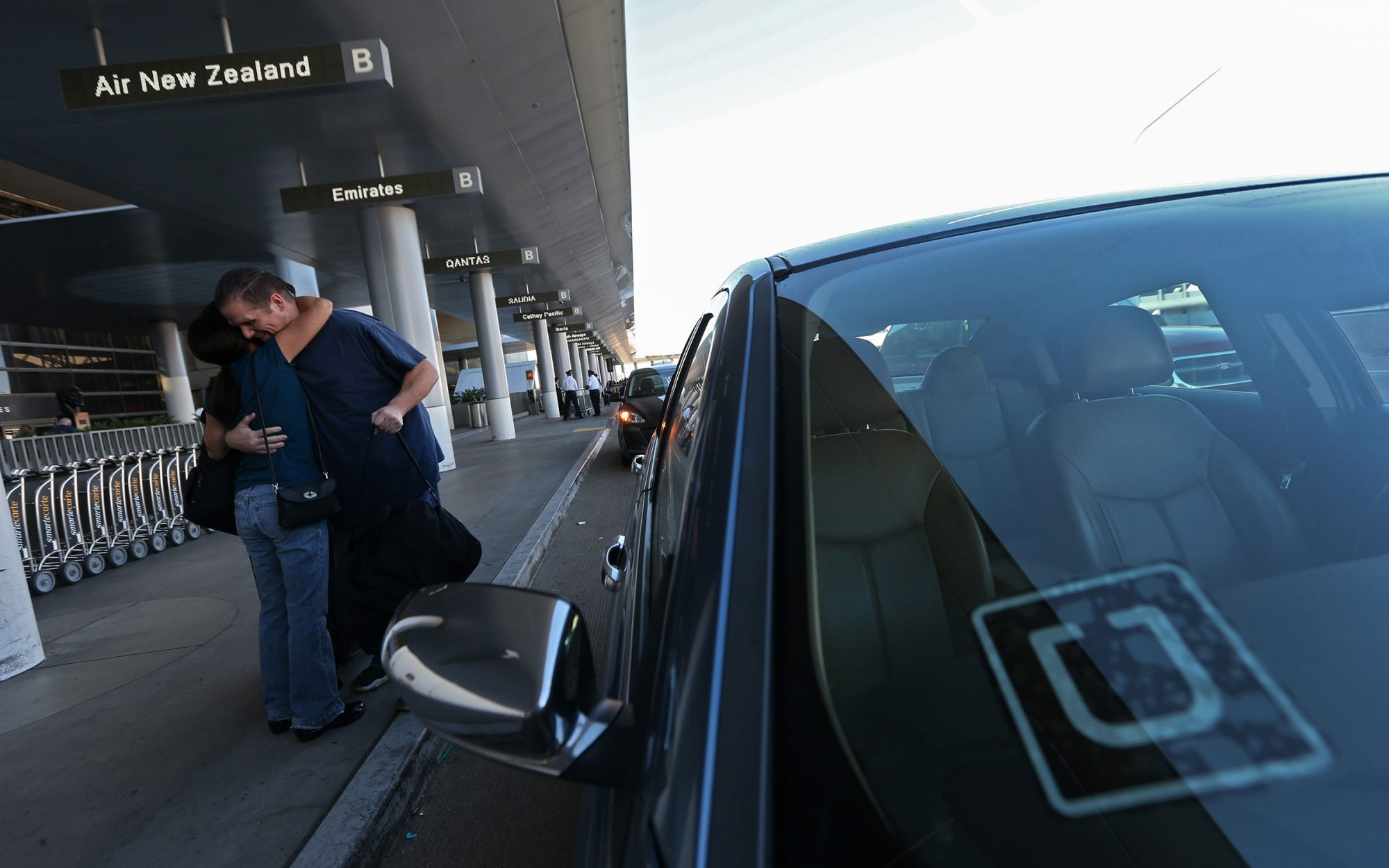 Uber drivers share their most scandalous stories about passengers