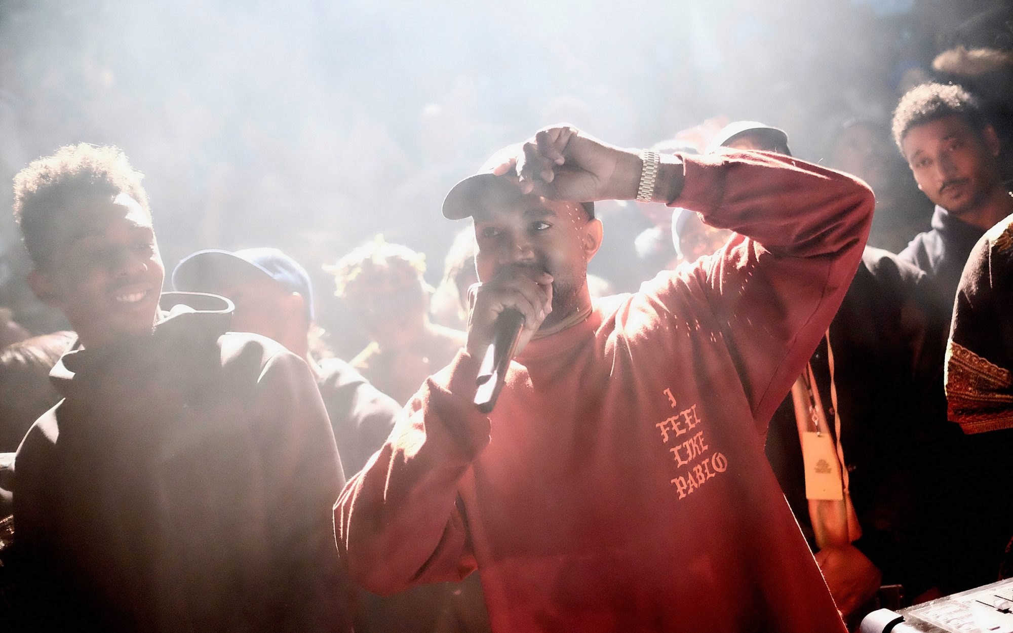 Where to Buy Kanye West's 'The Life of Pablo' Merchandise This Weekend