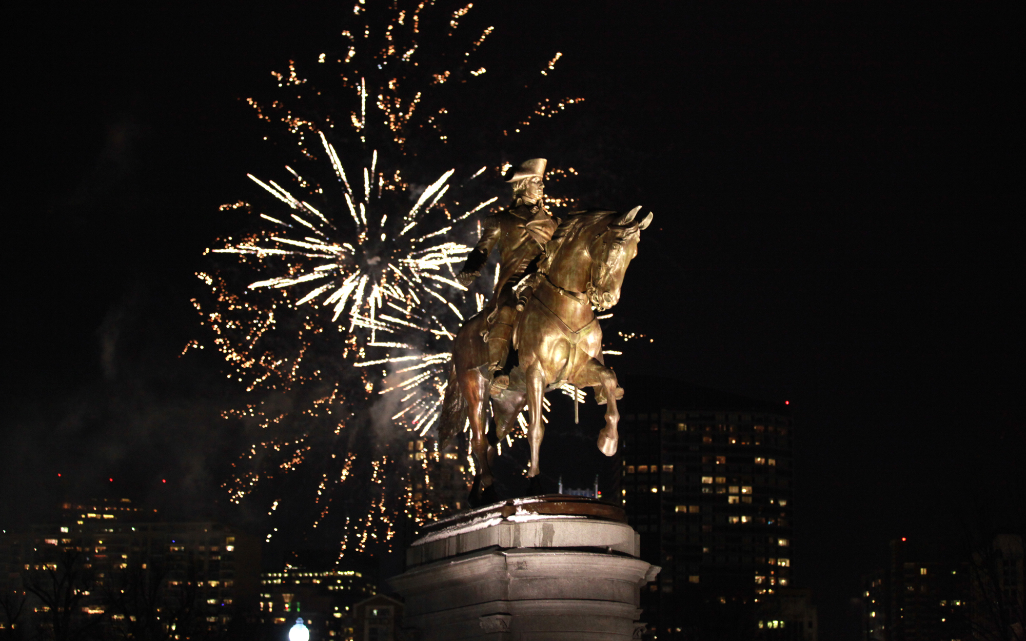 Things to Do on New Year's Eve in Boston