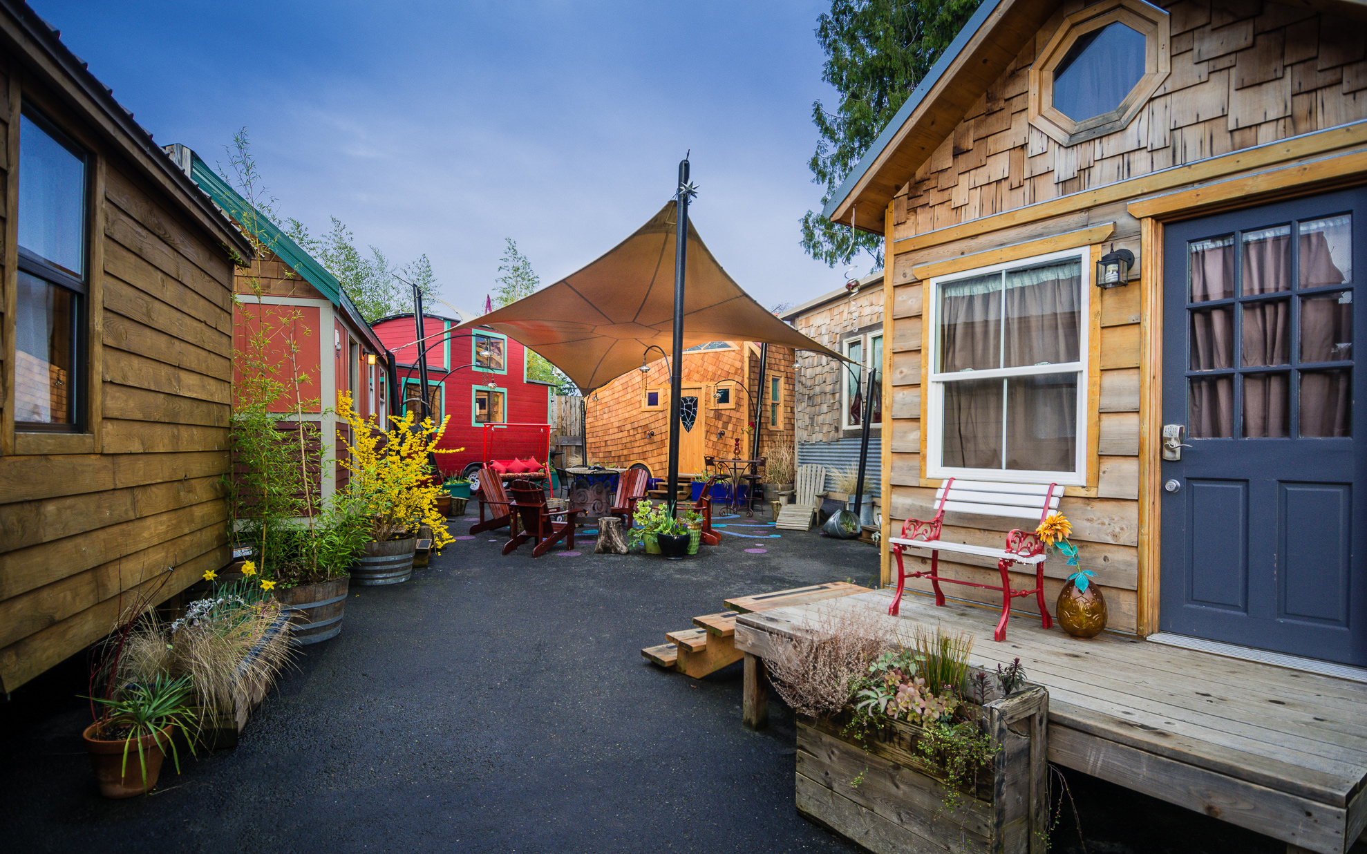 The Best Tiny House Hotels