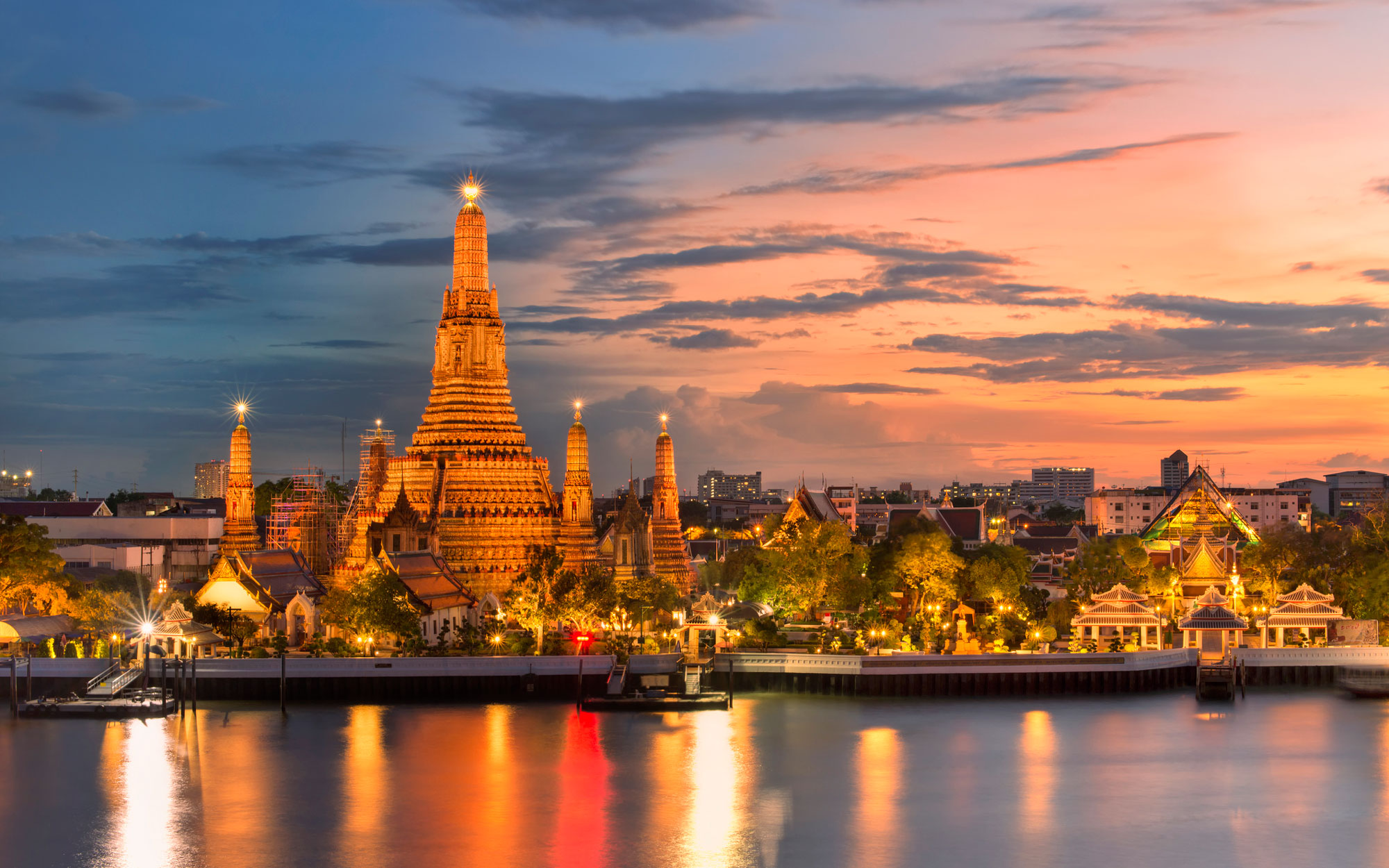 Travel to Bangkok This Fall for $475 Round-trip