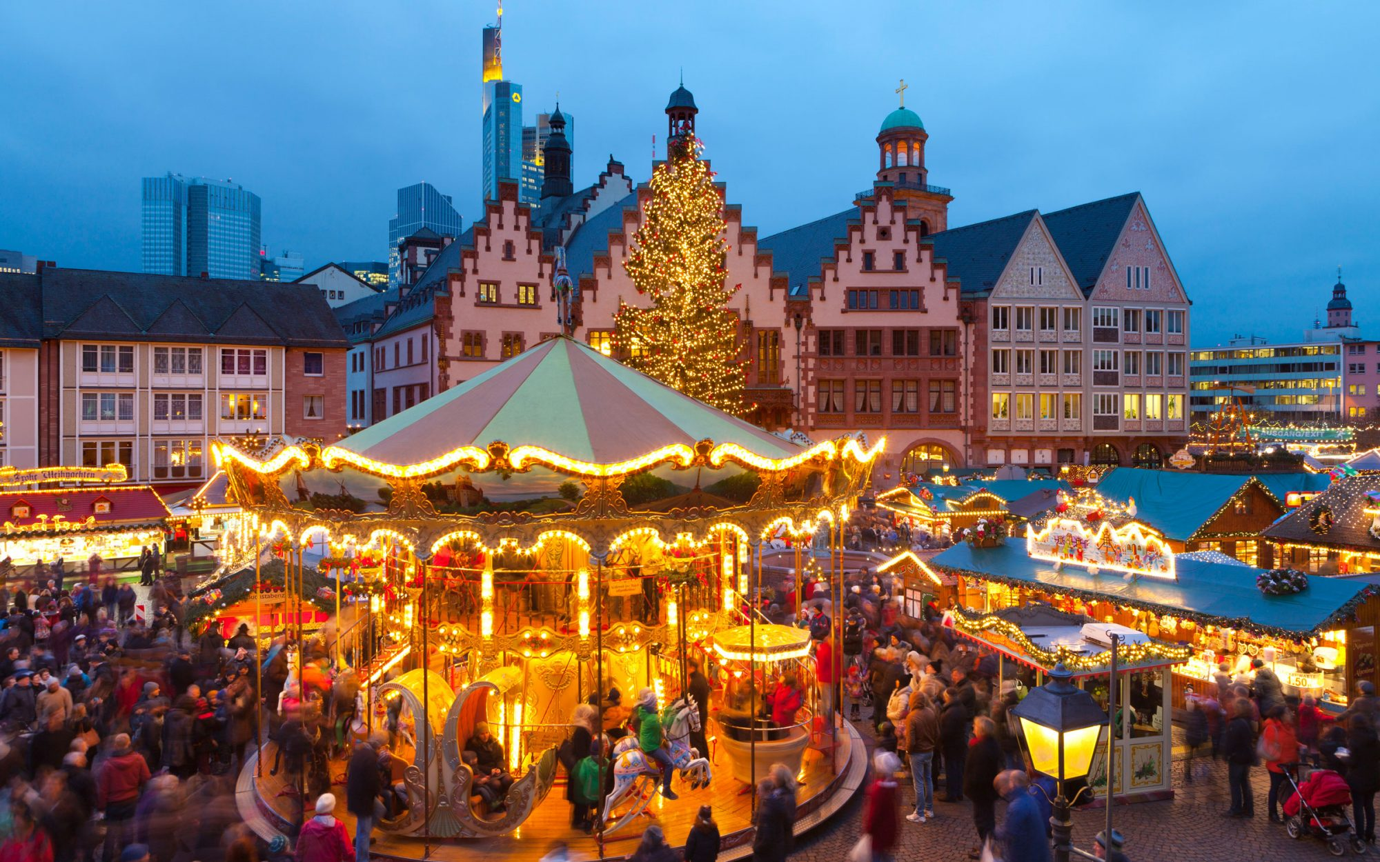 Christmas Town In Germany.The Best German Christmas Markets Travel Leisure